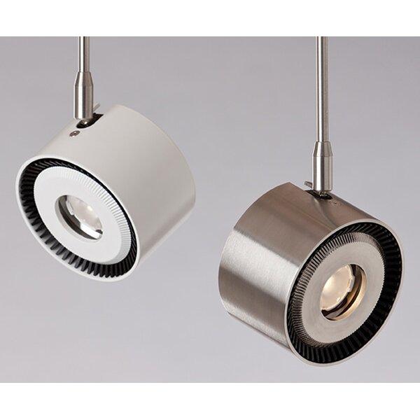 Tech Lighting Trace: Tech Lighting ISO 1 Light 20° Monopoint Track Head