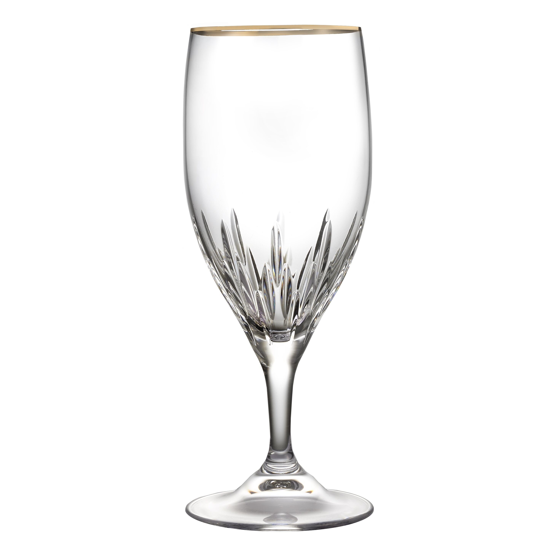 Vera wang duchesse iced beverage glass reviews wayfair - Vera wang duchesse wine glasses ...