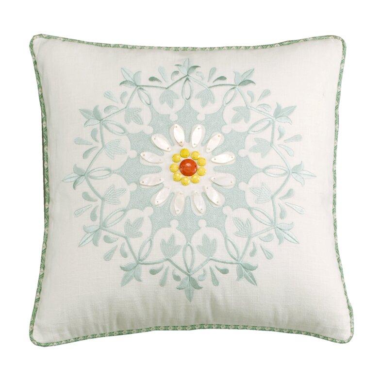 Jeep Throw Pillows : echo design Jaipur Cotton Throw Pillow & Reviews Wayfair