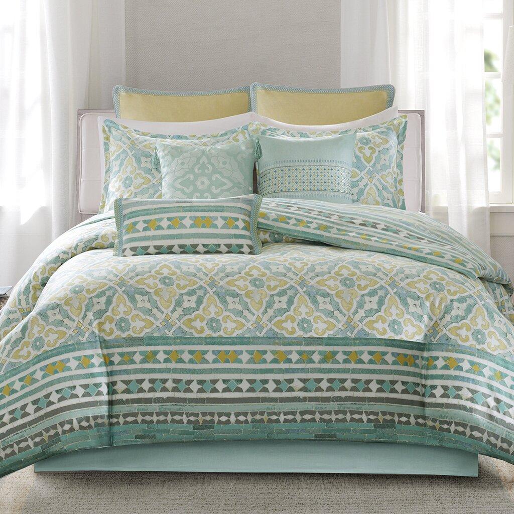 Echo Design Lagos Comforter Set Amp Reviews Wayfair