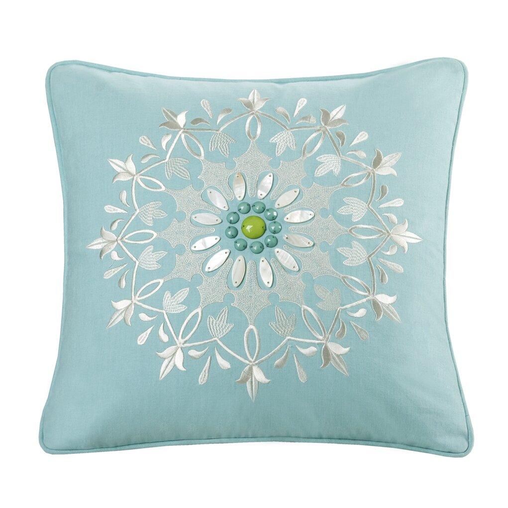 Echo Design Throw Pillows : echo design Sardinia Cotton Throw Pillow & Reviews Wayfair