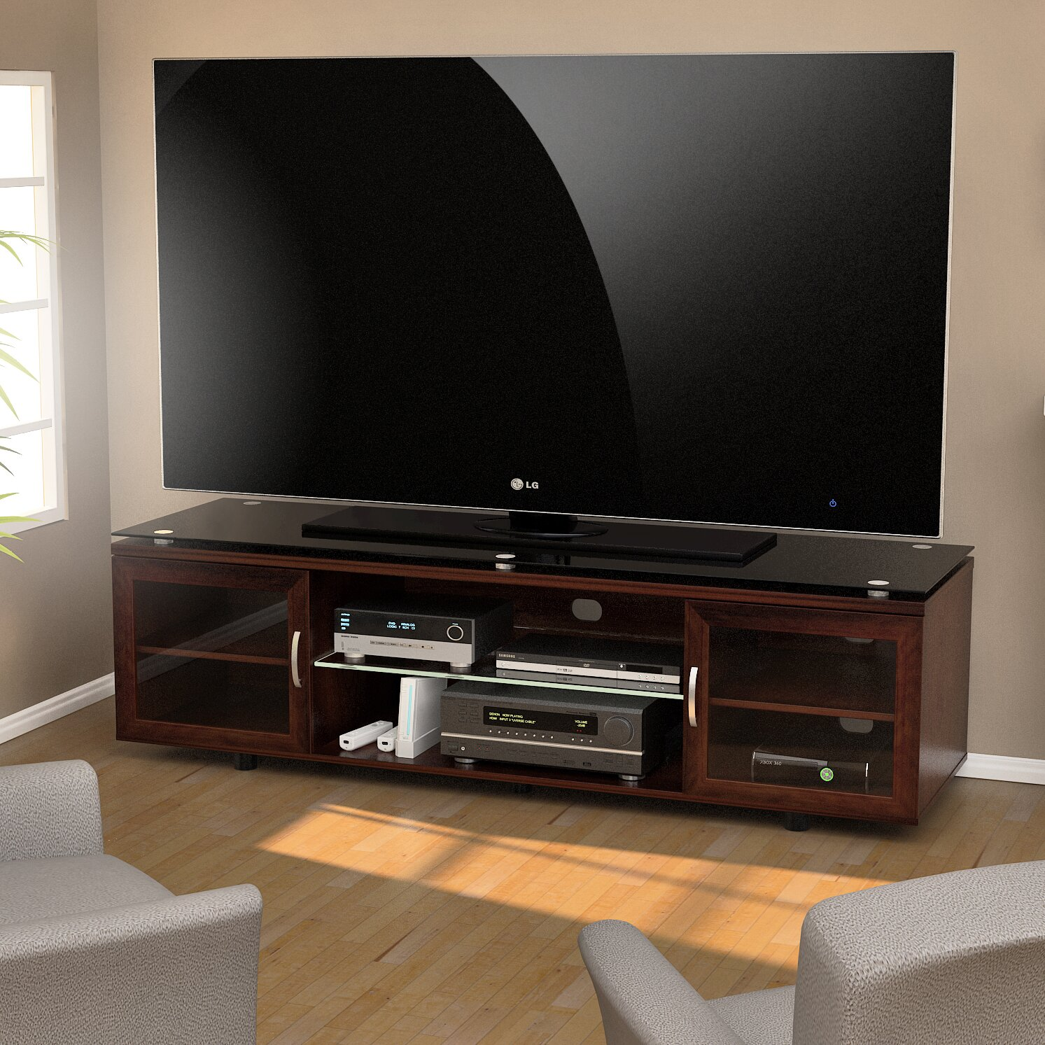 Z Line Designs Quinn 70 TV Stand Amp Reviews