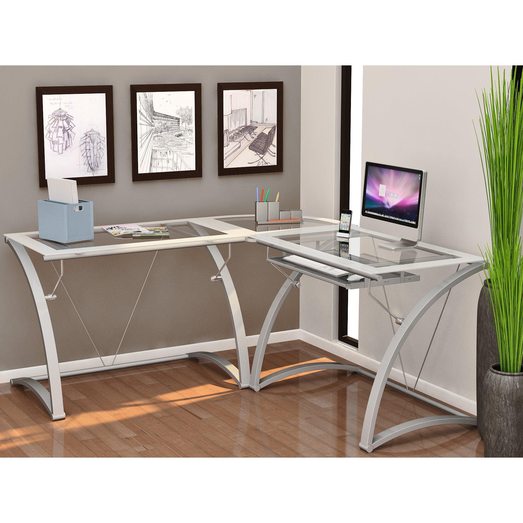 Z Line Designs Gianna puter Desk & Reviews