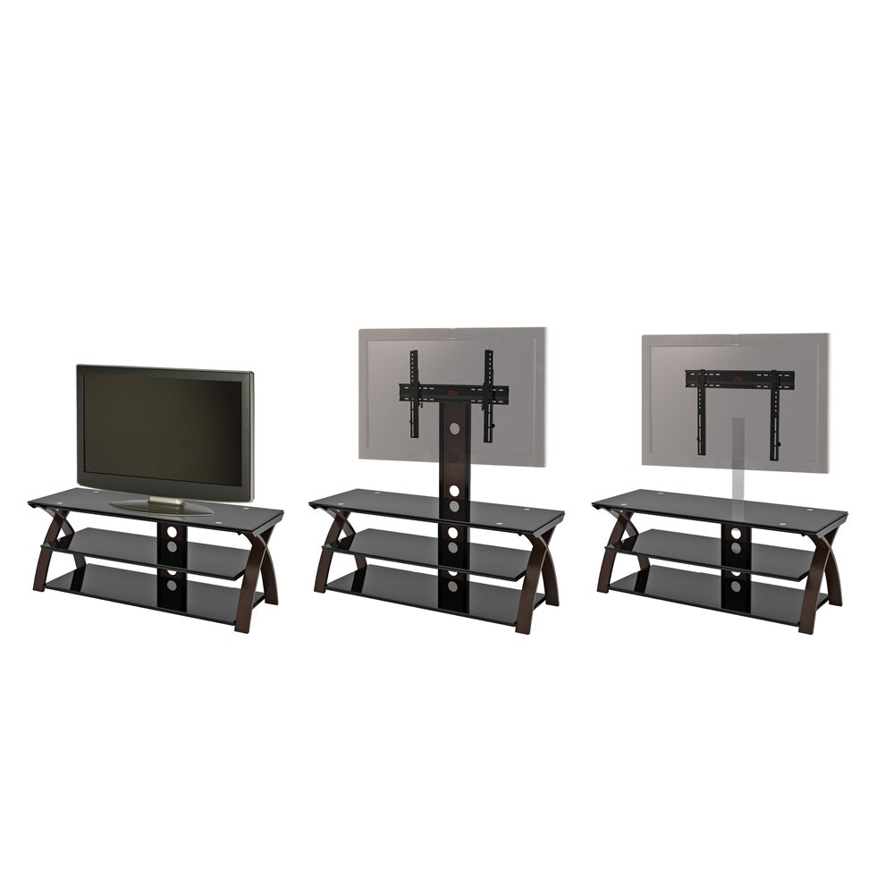Z Line Designs Cannen Flat Panel 3 In 1 Tv Mount System