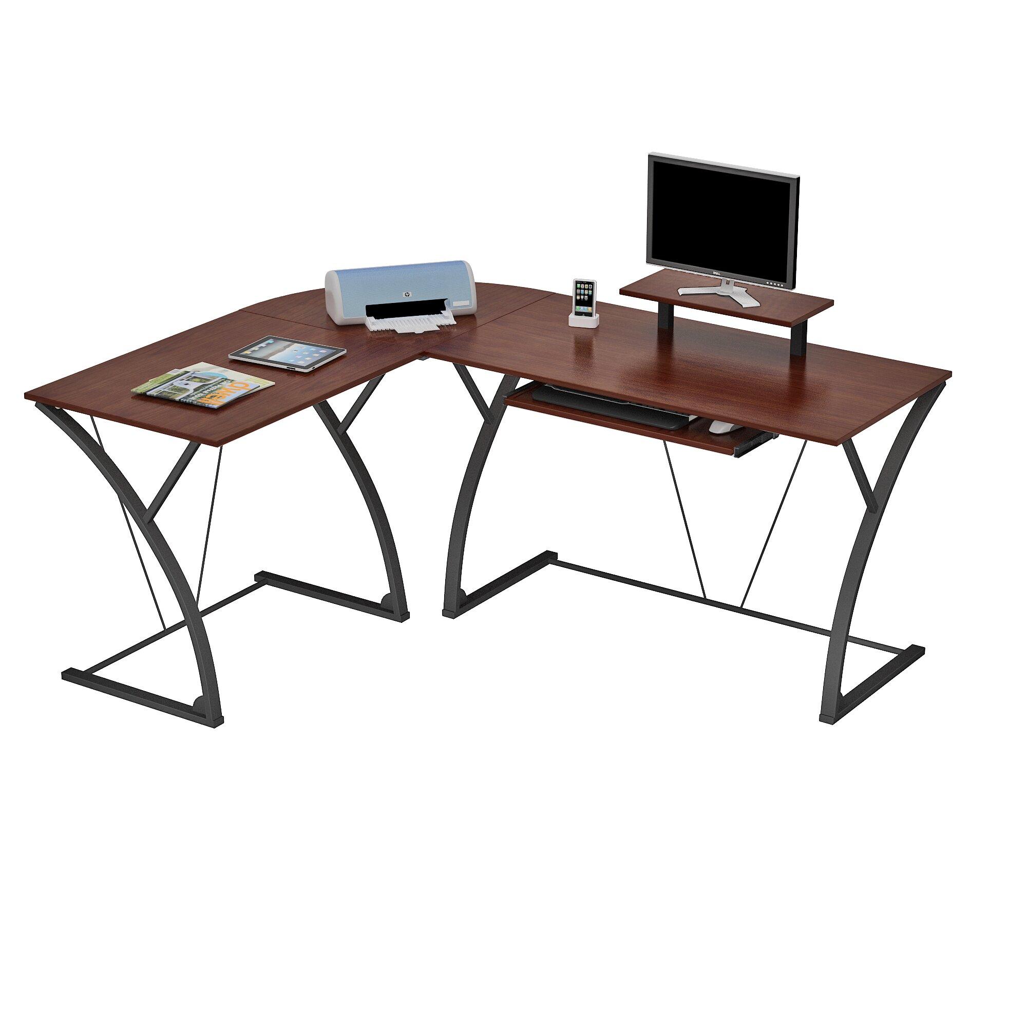 Eurostyle Office Desks Computer Eurostyle Office Desks SKU: ZLD1099