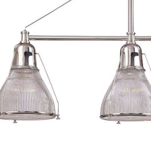 Kitchen Island Pendant Lighting: Hudson Valley Lighting Haverhill 3 Light Kitchen Island