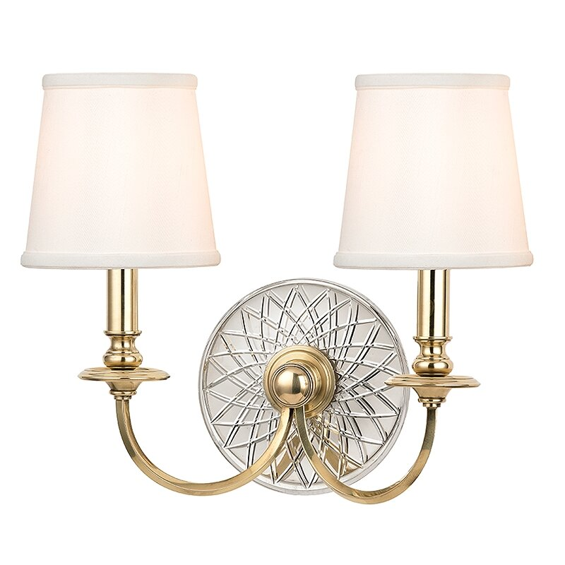 Hudson Valley Lighting Sale: Hudson Valley Lighting Yates 2 Light Wall Sconce