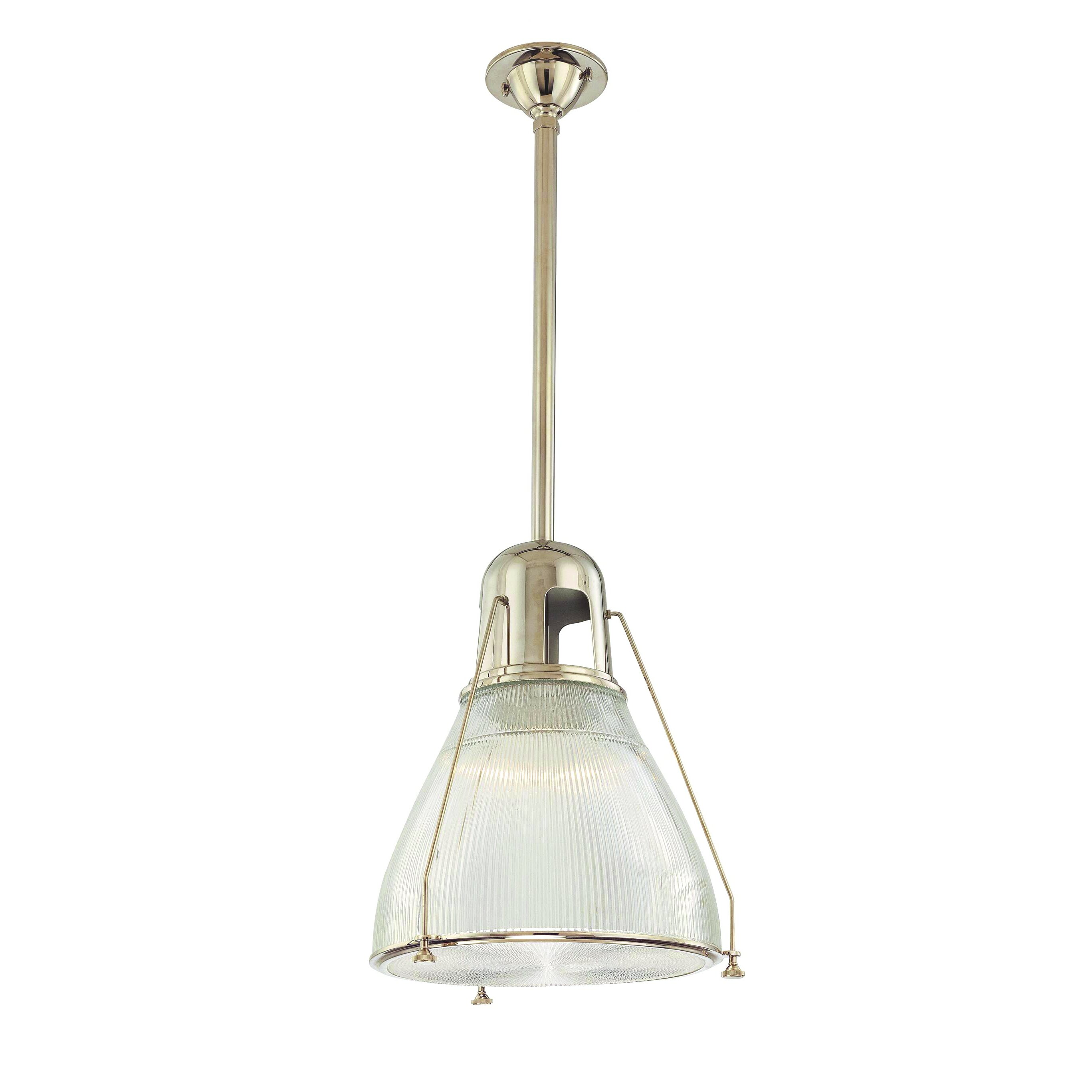 Wayfair Lights: Hudson Valley Lighting Haverhill 1 Light Pendant & Reviews