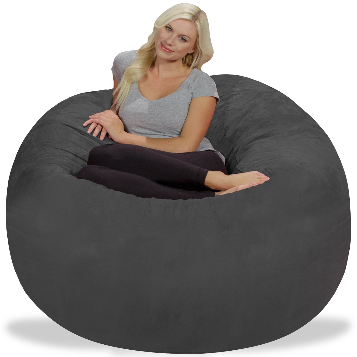 theater sacks bean bag lounger reviews wayfair. Black Bedroom Furniture Sets. Home Design Ideas