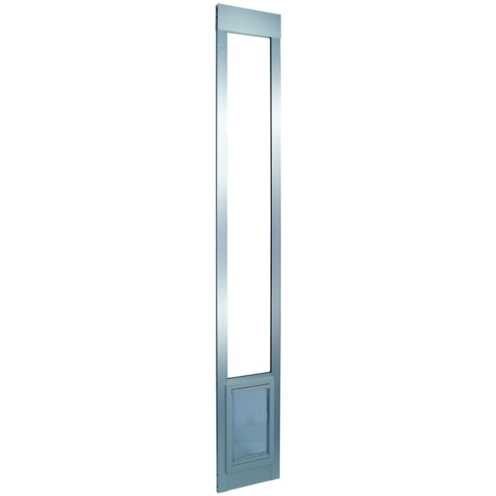 Ideal pet products extra large tall pet door wayfair for Ideal pet doors