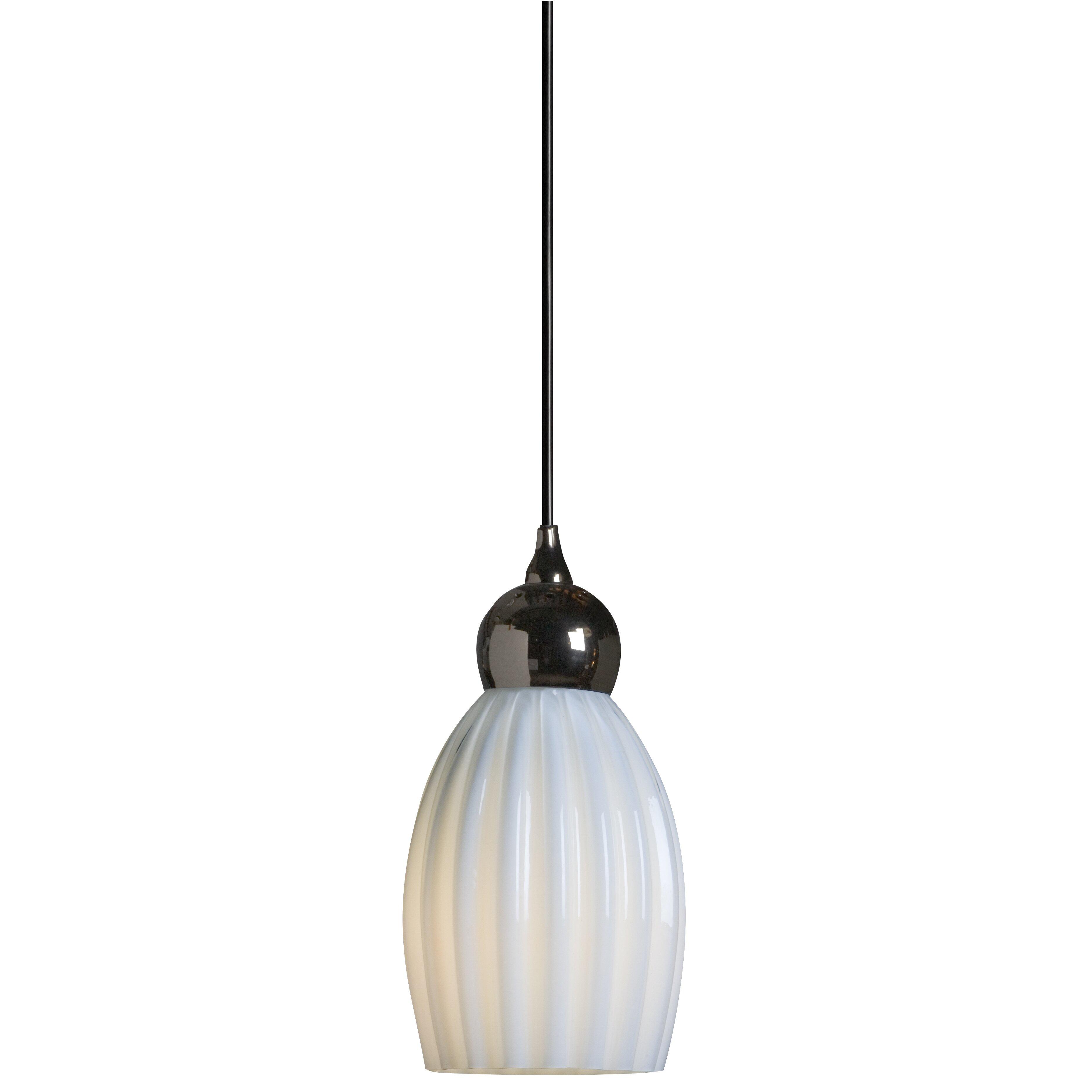 Radionic Hi Tech Vietra 1 Light Mini Pendant Reviews Wayfair Lighting Fixtures Duralite