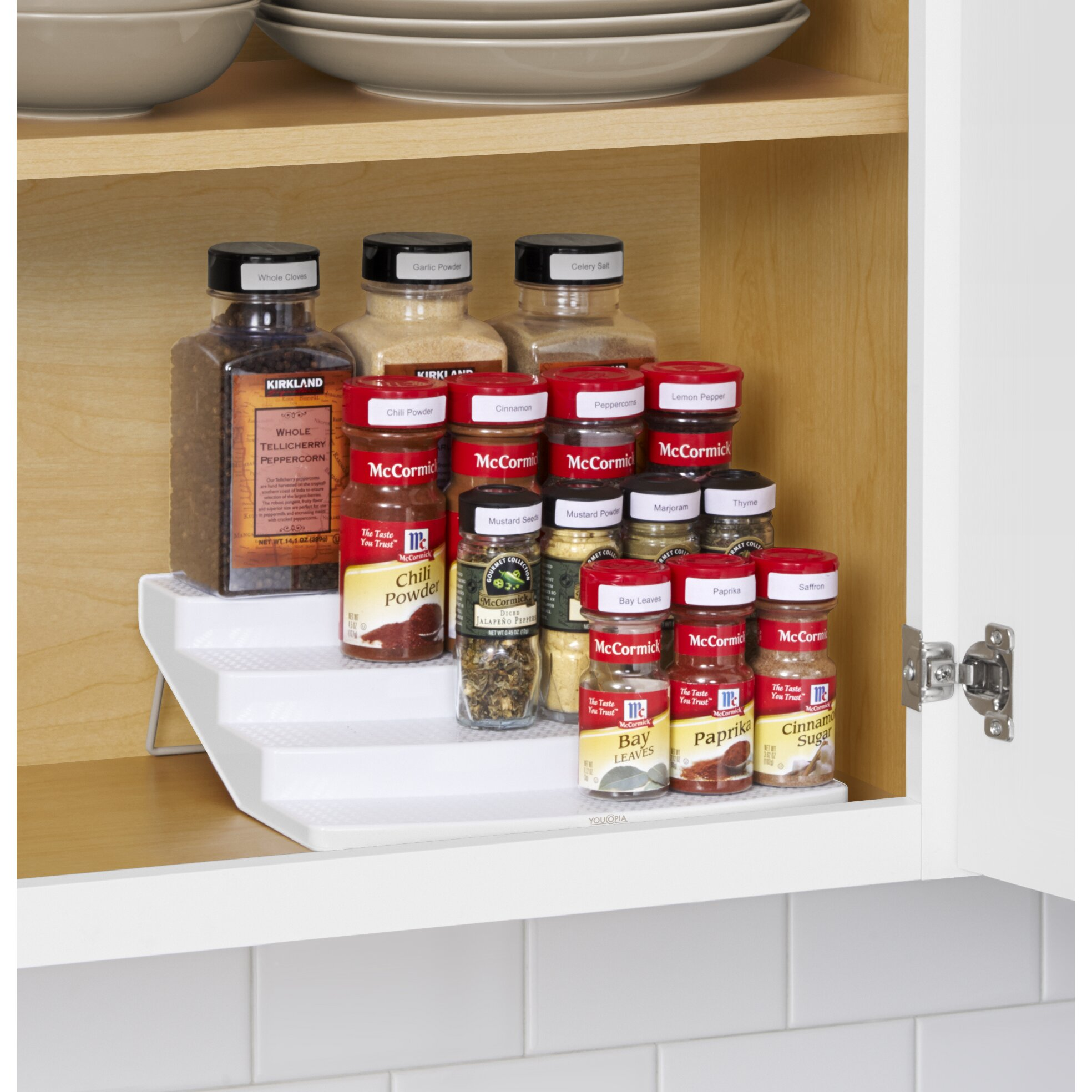 Spice Rack Organizer For Cabinet Best 25 Storage