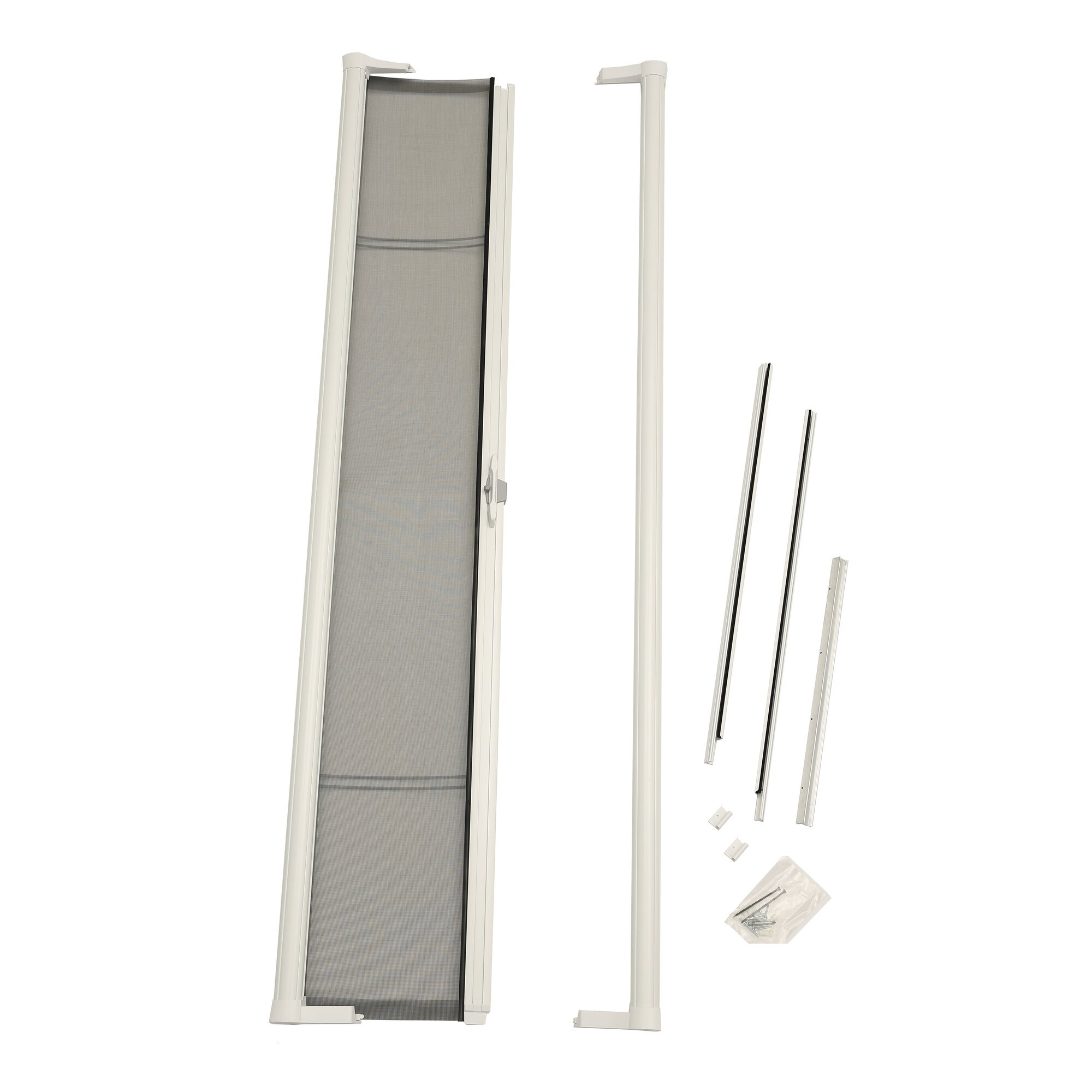 odl brisa retractable screen door reviews wayfair