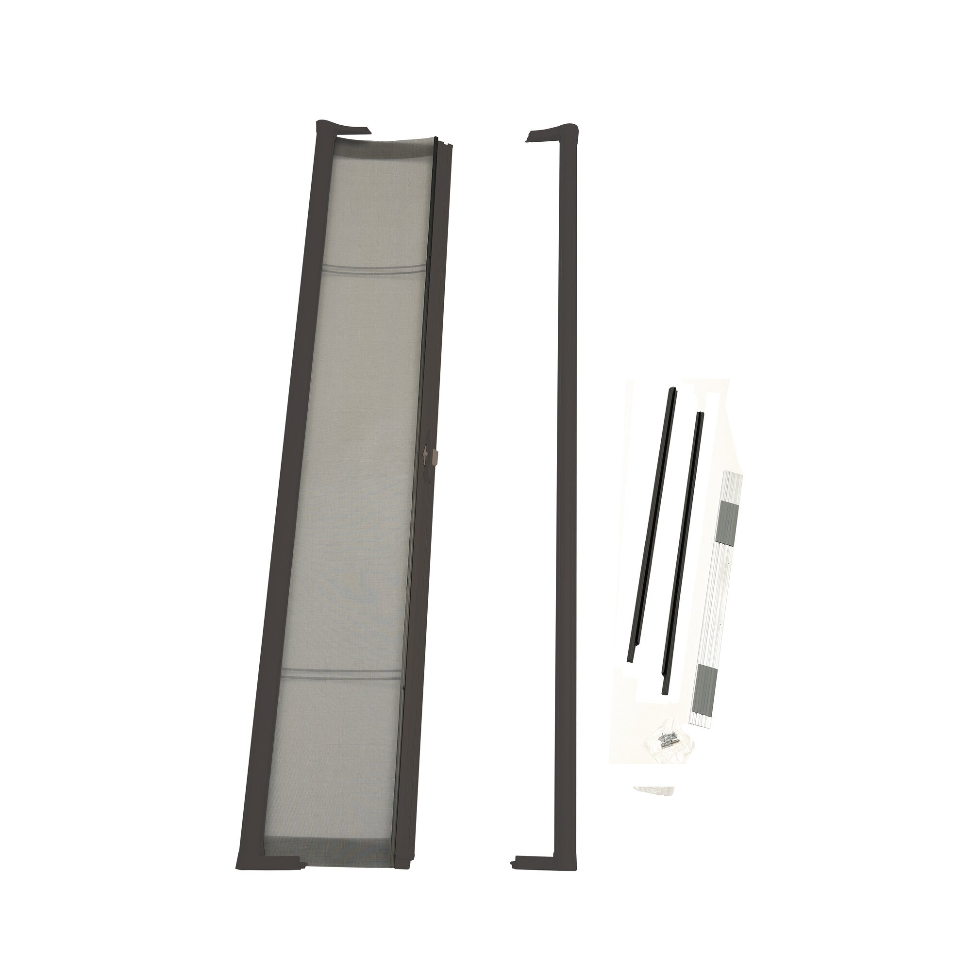 Odl brisa retractable screen door reviews wayfair for 48 inch retractable screen door