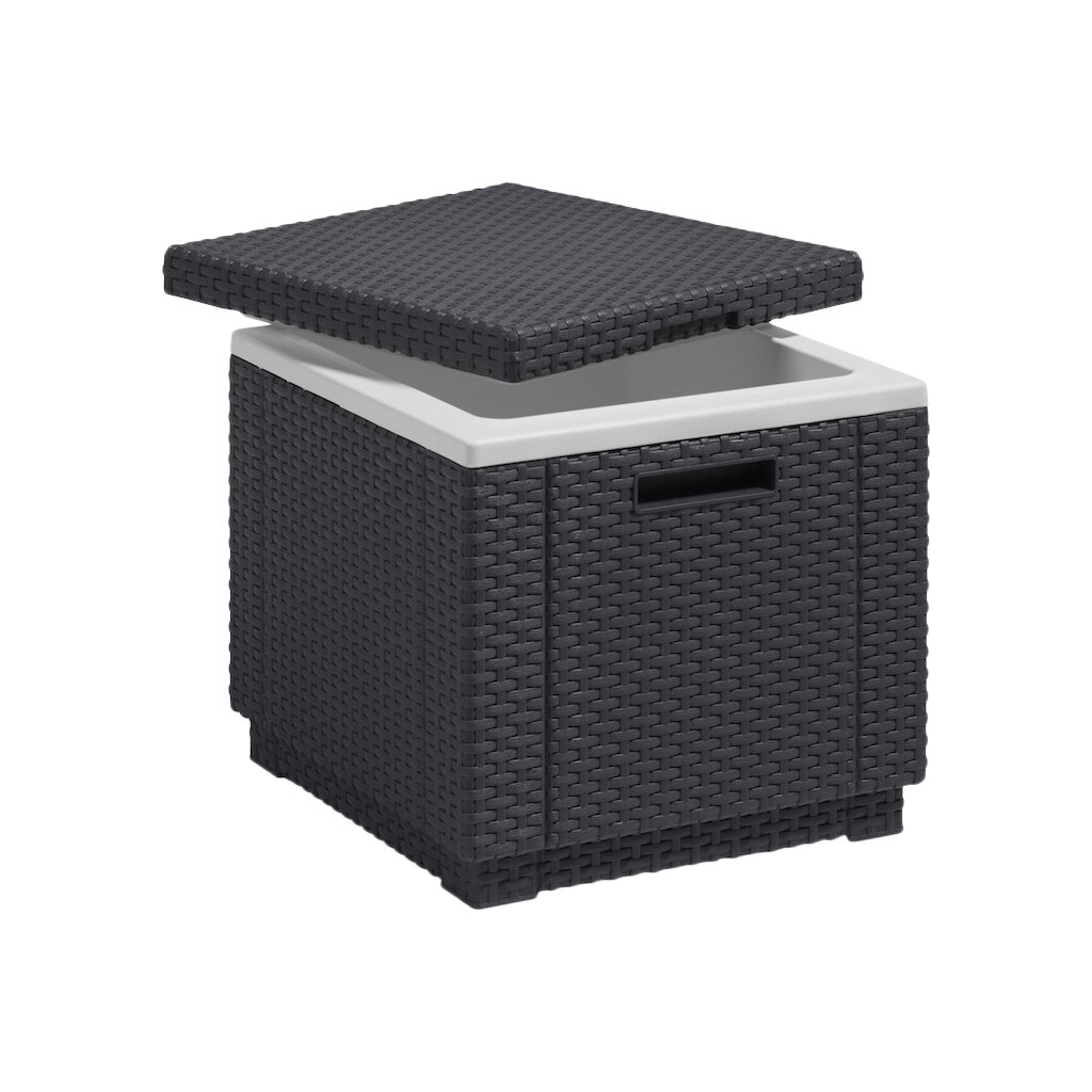 SunTime Outdoor Living Allibert California Cooler Cube ... on Suntime Outdoor Living id=15802