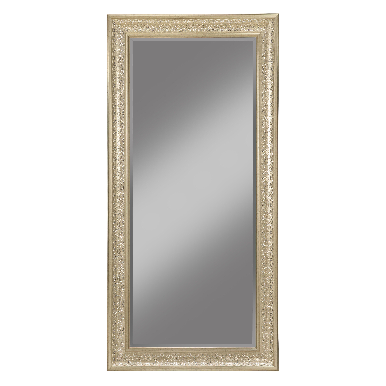 Full length wall mirror