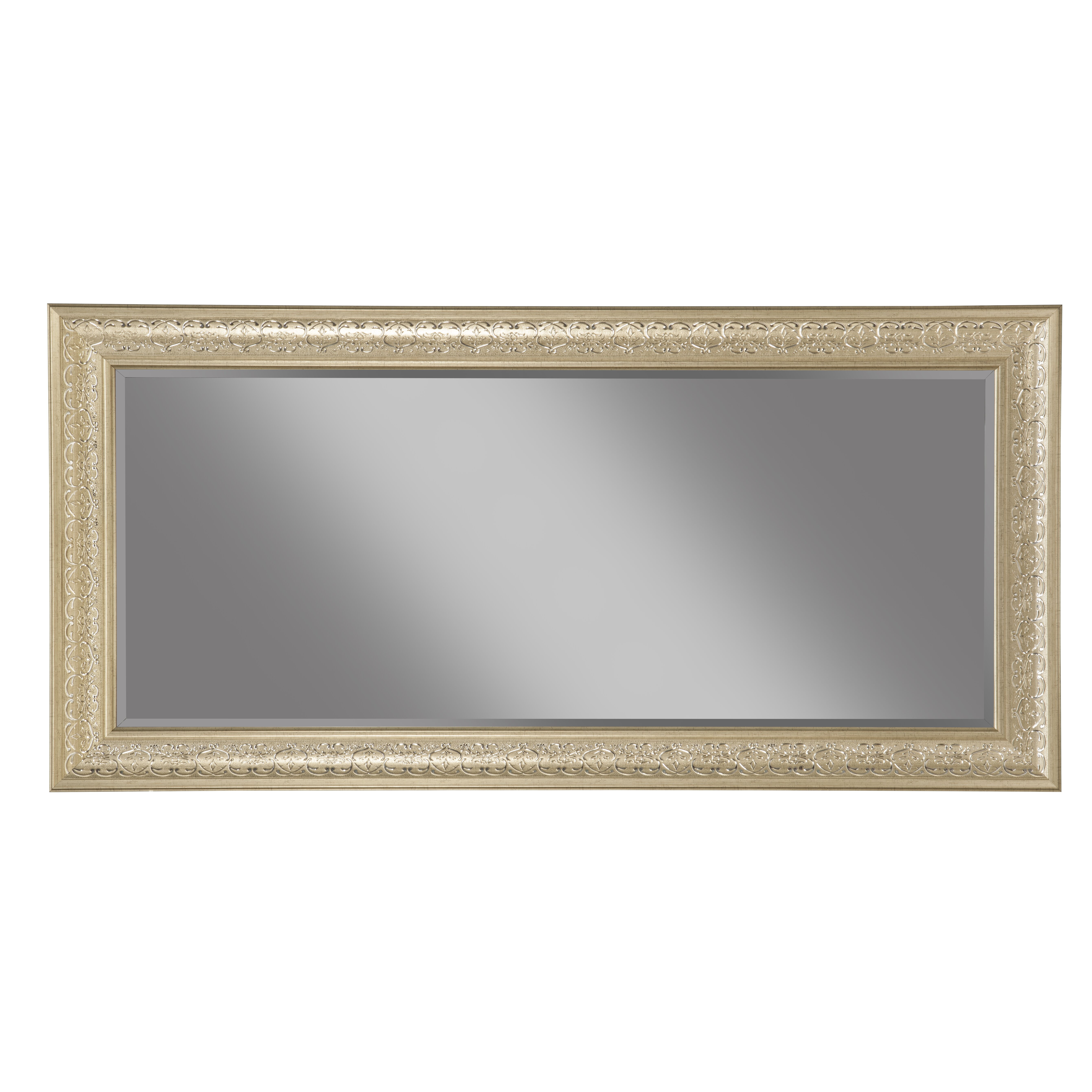 Sandberg furniture peyton full length leaning wall mirror for Full wall mirrors
