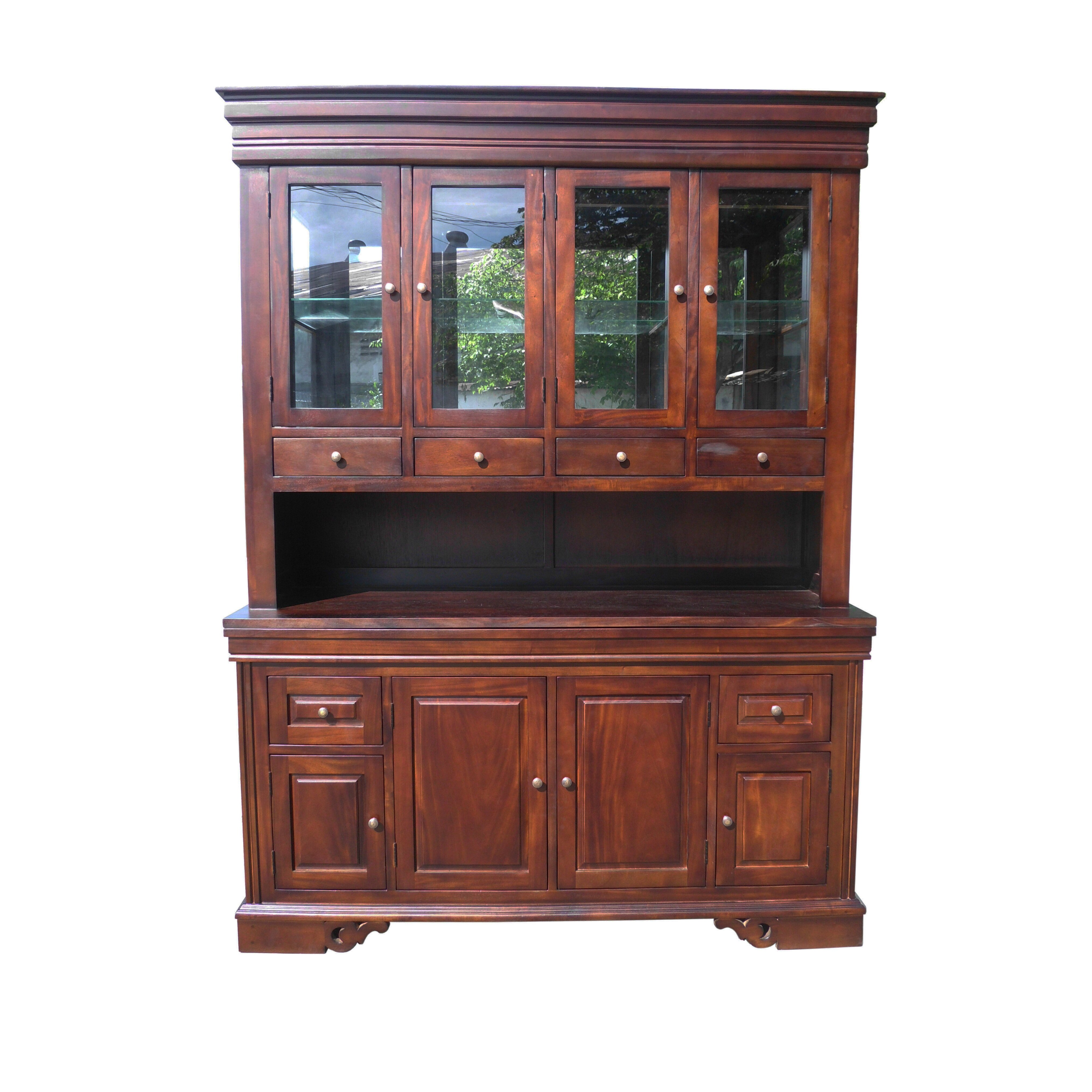 D art collection cambria china cabinet wayfair for Wayfair kitchen cabinets