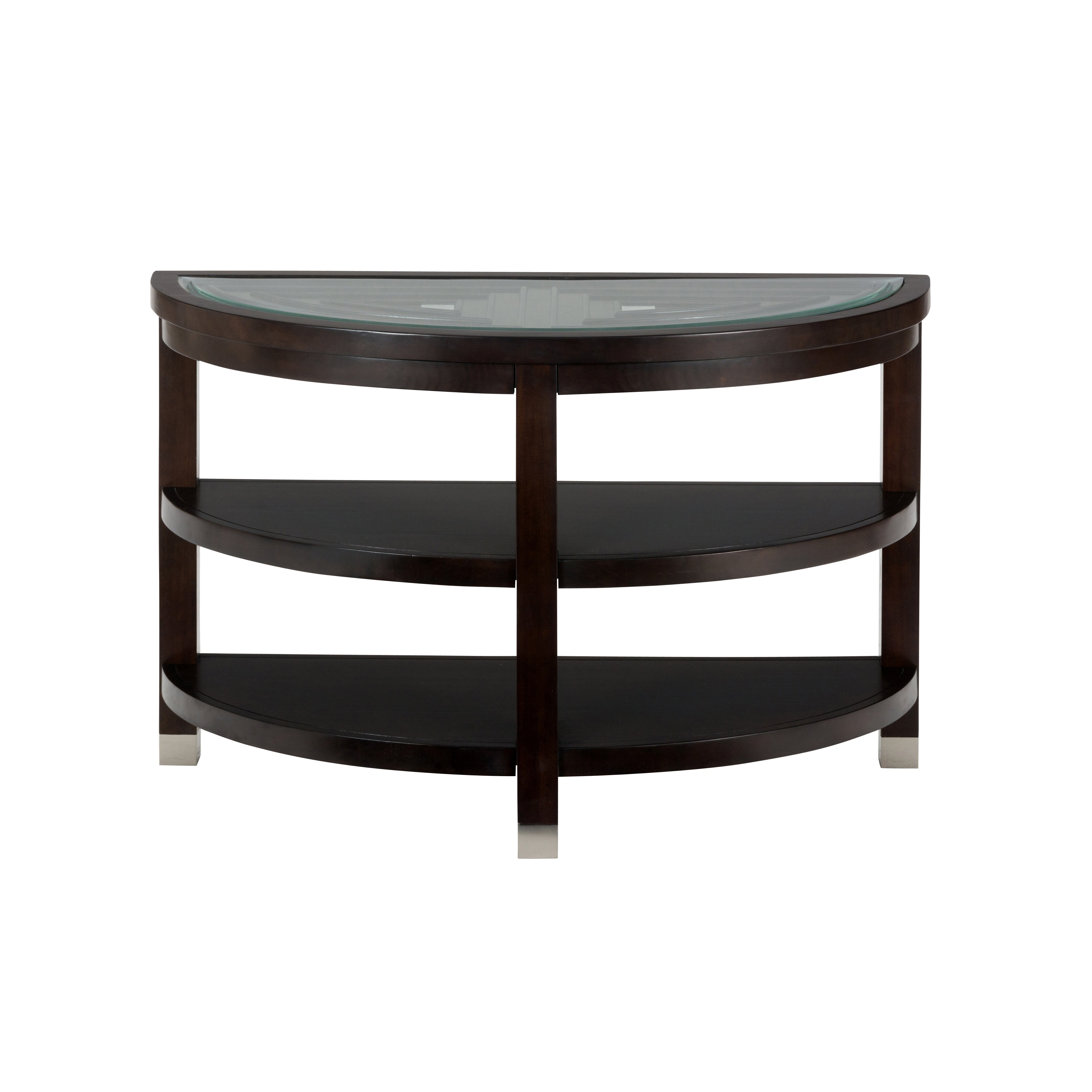 Warren Console Table ~ Jofran warren sofa table reviews wayfair