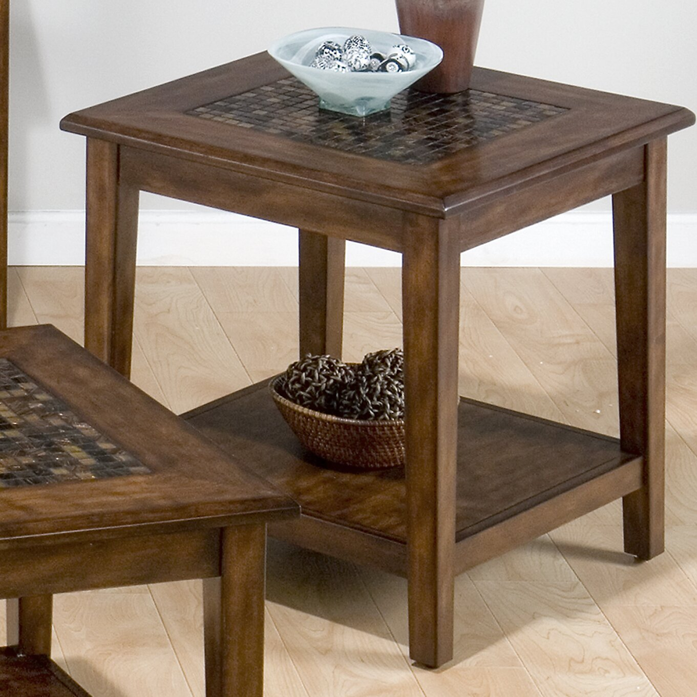 Jofran Baroque Coffee Table Set & Reviews