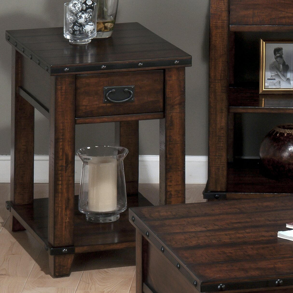 Jofran Cassidy Coffee Table Set & Reviews