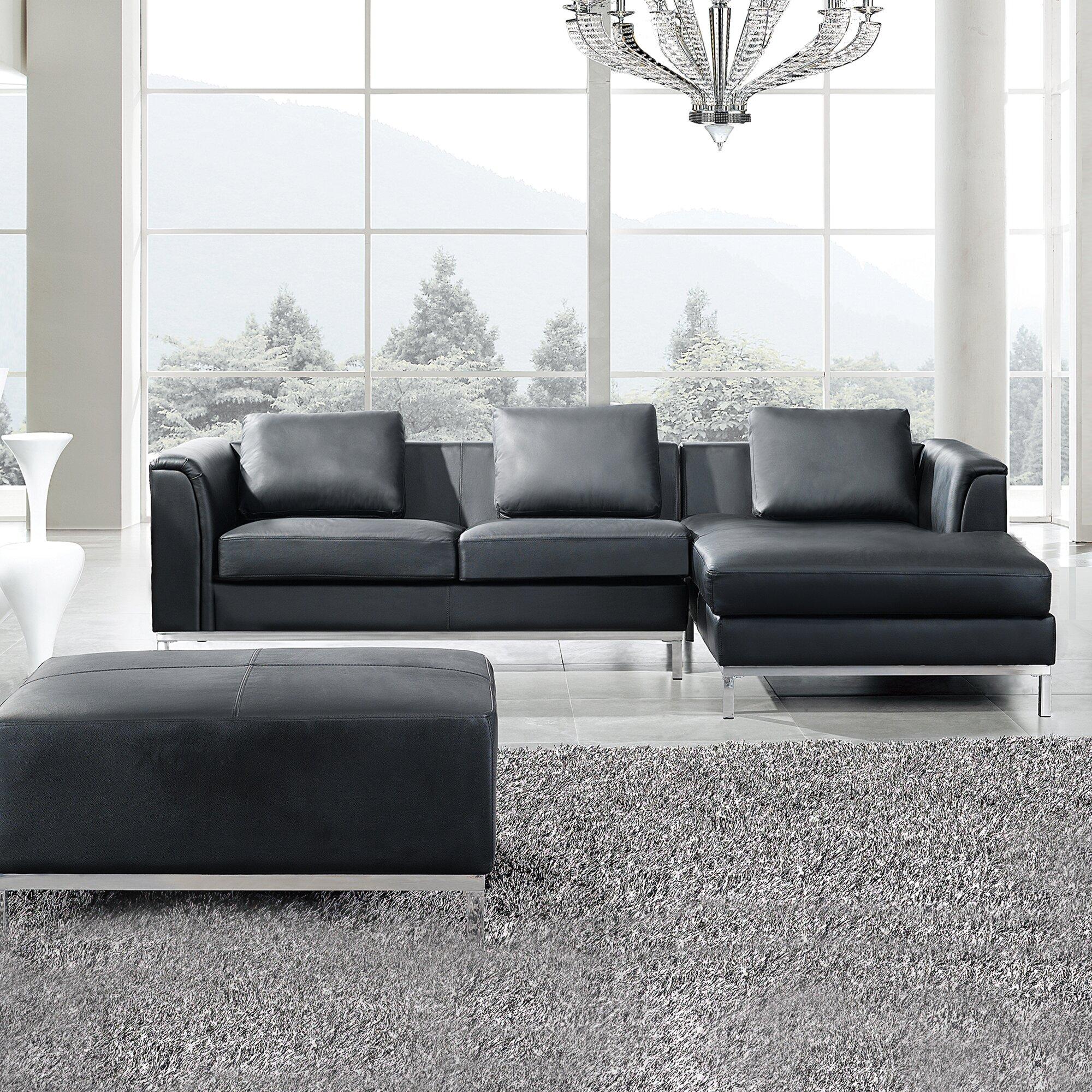 Beliani oslo 3 piece leather living room set reviews for 3 piece leather living room set