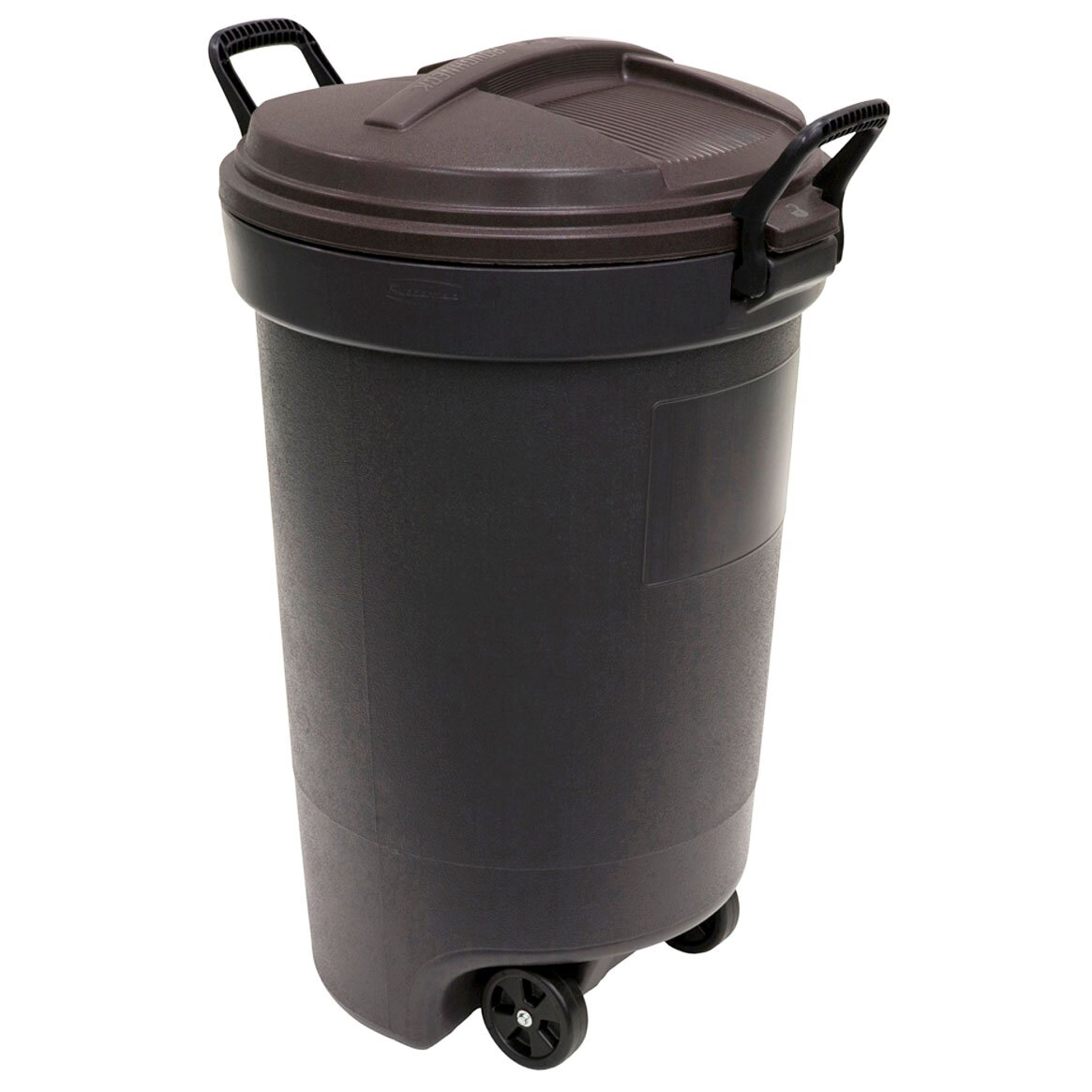 United Solutions 32 Gallon Rubbermaid Wheeled Trash Can & Reviews
