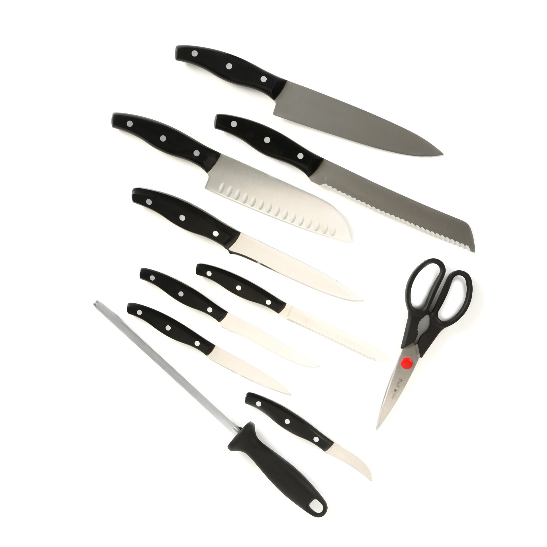 Zwilling JA Henckels Twin Signature 19 Piece Knife Block Set & Reviews | Wayfair