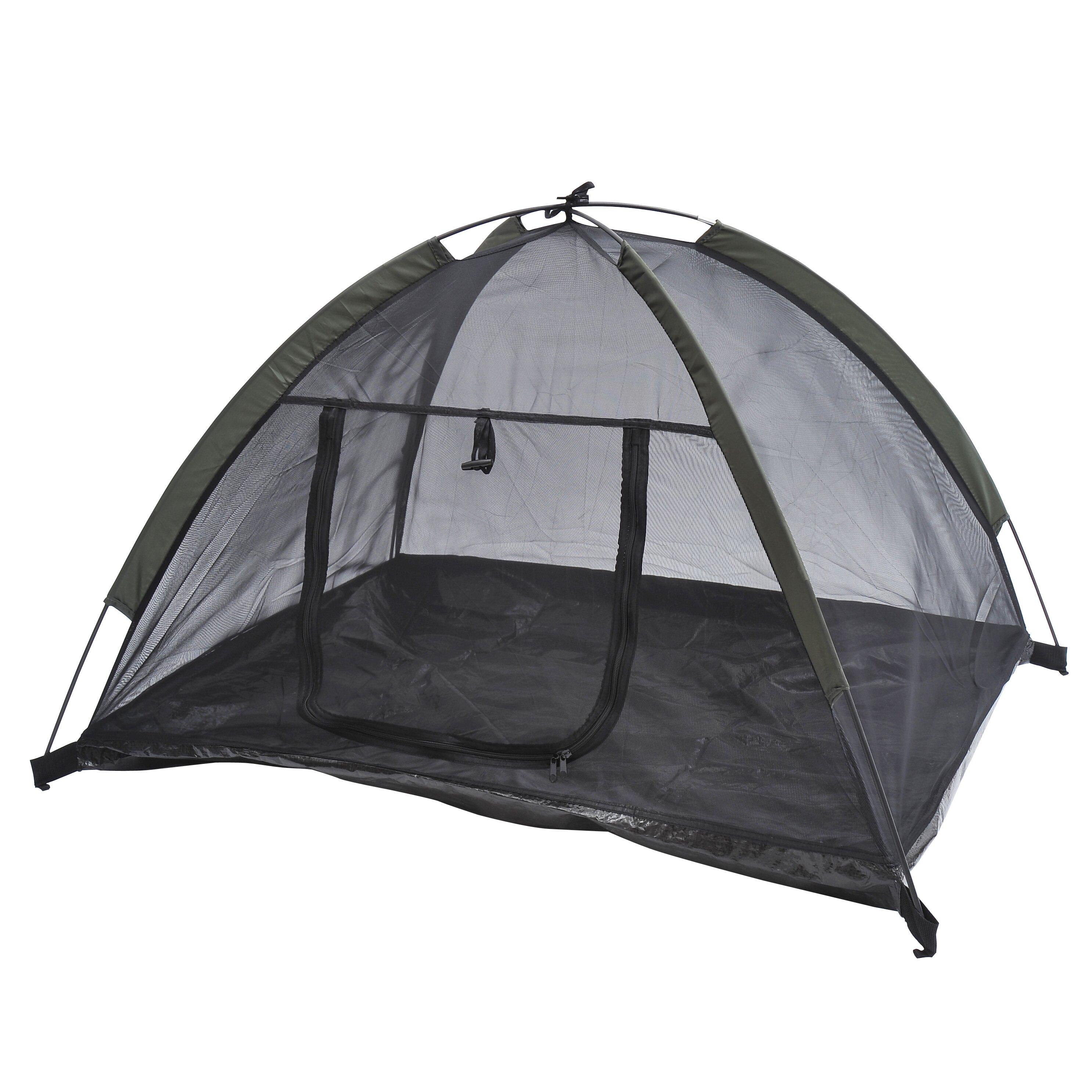 Pet Shelters Pop Up : Mdog outdoor mesh pet camping tent reviews wayfair