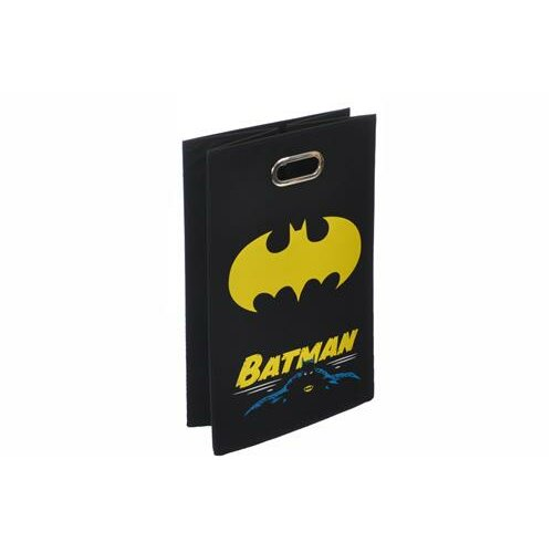 Modern littles batman folding laundry basket reviews wayfair - Batman laundry hamper ...