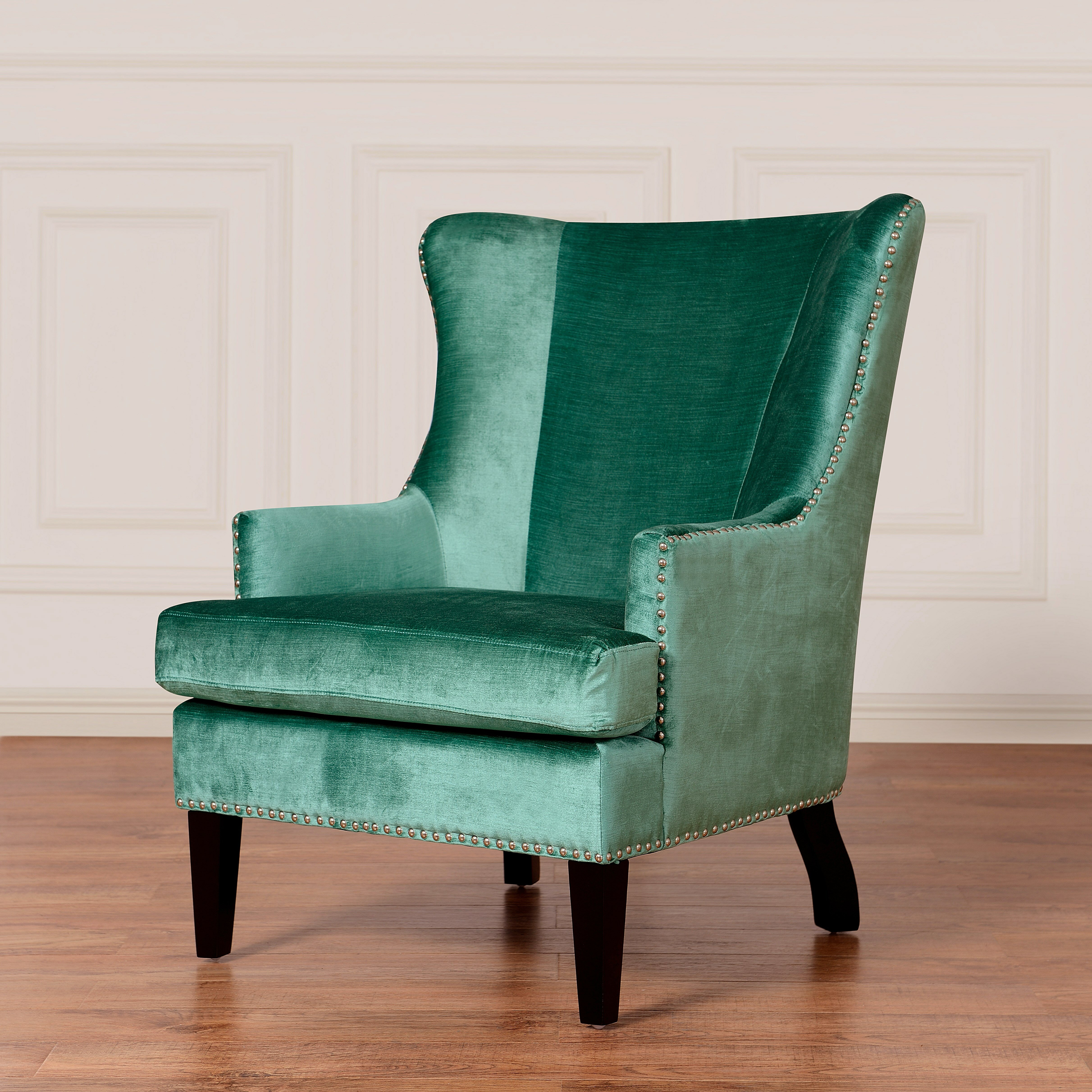 Tov Soho Wing Chair Amp Reviews Wayfair