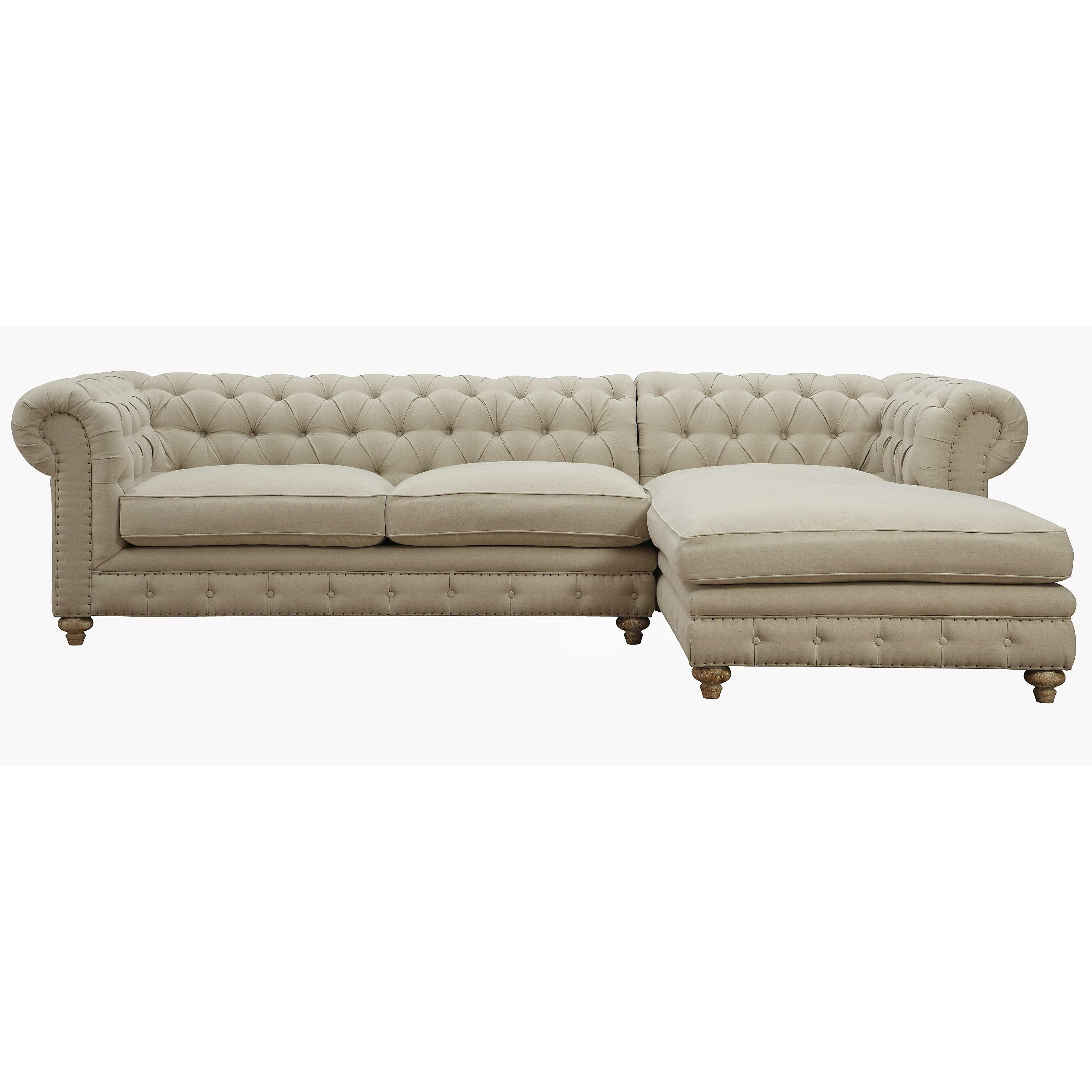 Adkins 103quot sectional reviews joss main for Sectional sofa 103