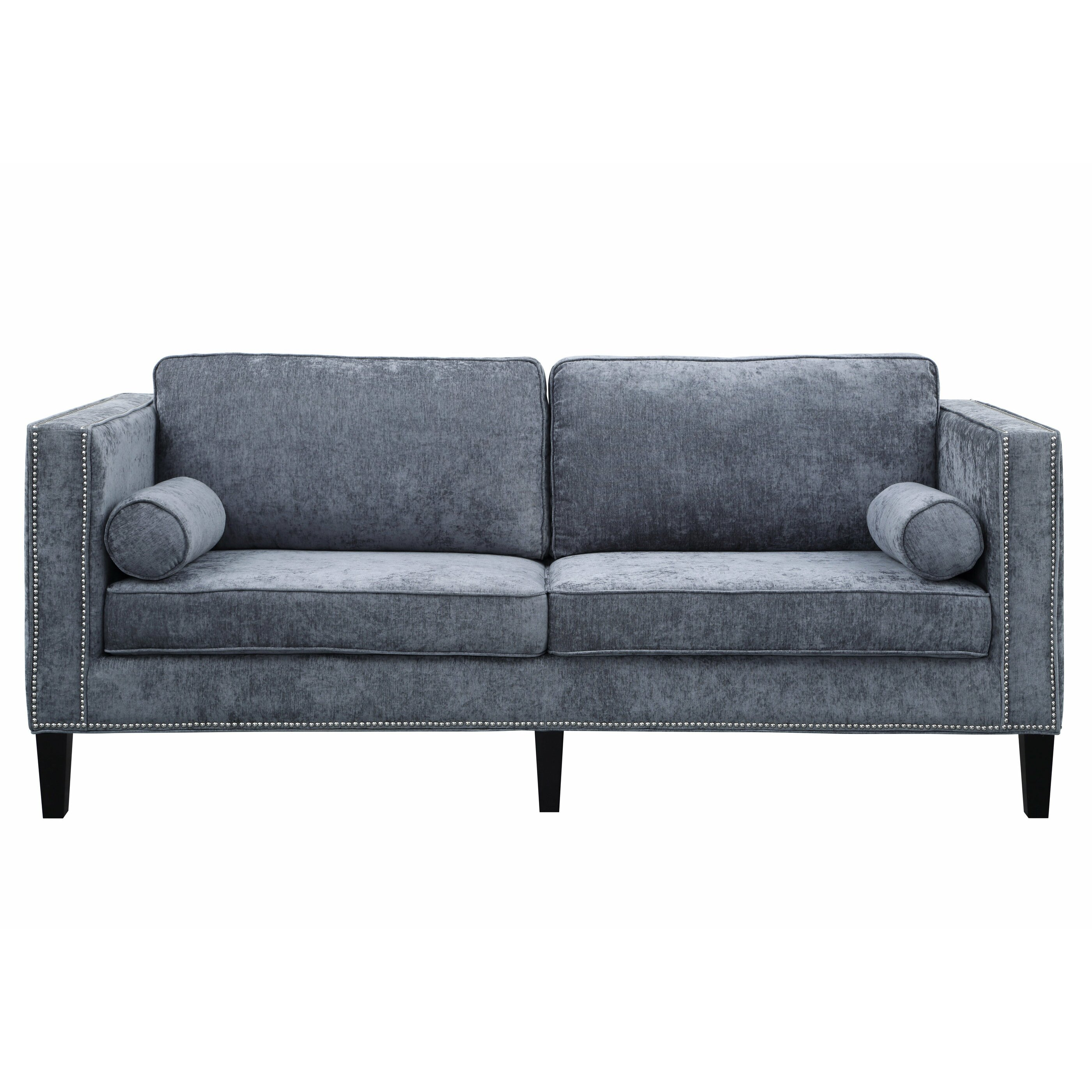 Tov cooper sofa reviews wayfair for Furniture 2 day shipping