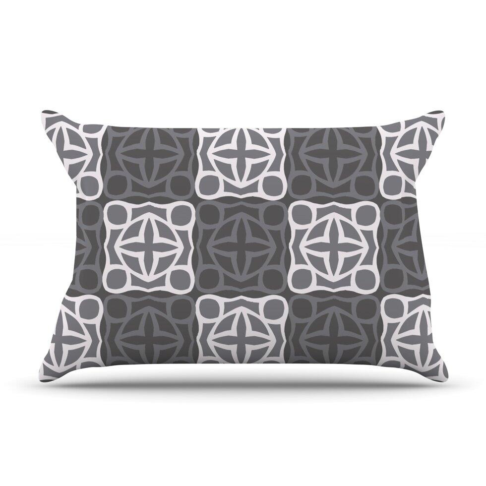 Wayfair Modern Pillow : KESS InHouse Granny Goes Modern Pillow Case Wayfair