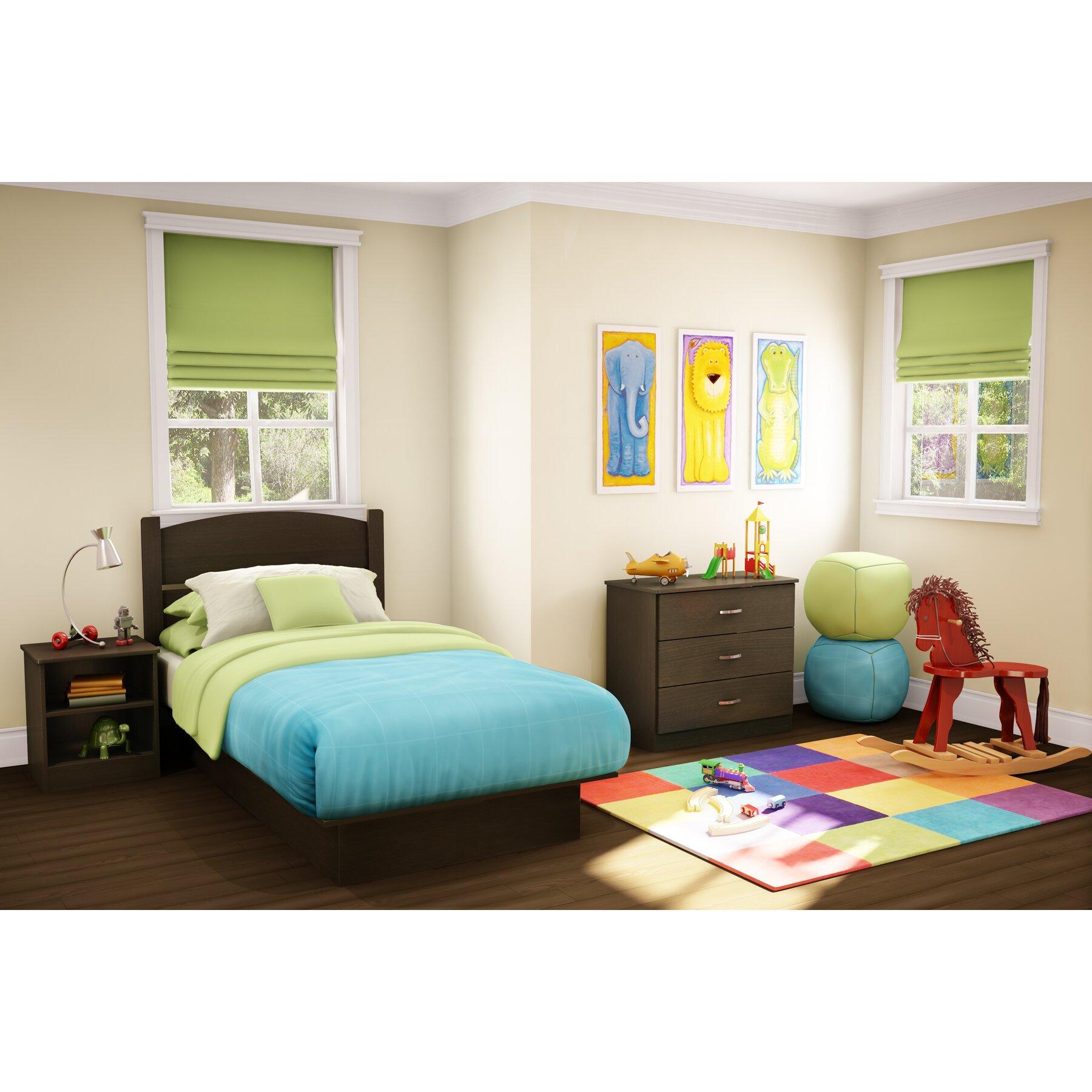 south shore libra panel 3 bedroom set reviews