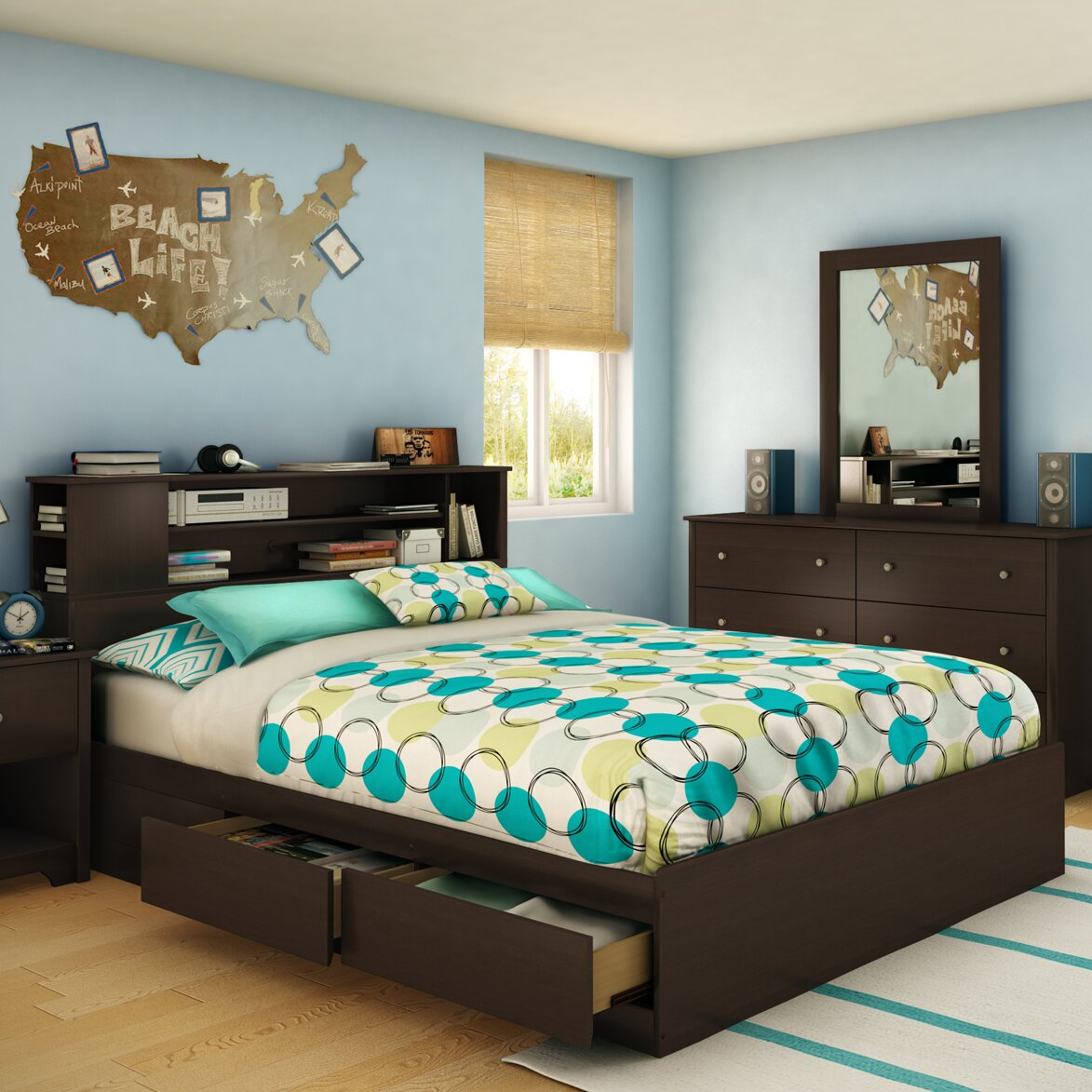 South Shore Step One Platform Bed Review