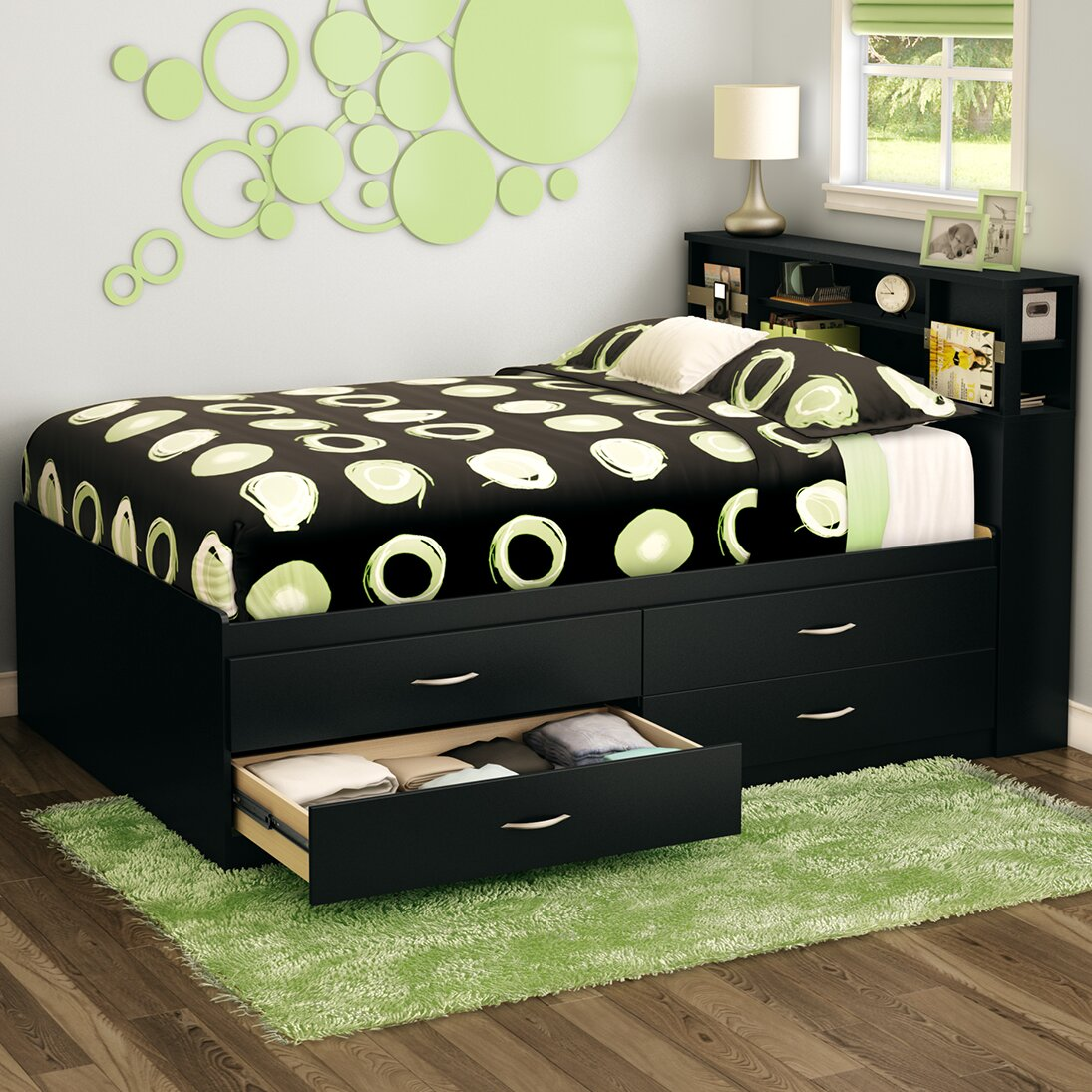 South Shore Storage Bed Reviews
