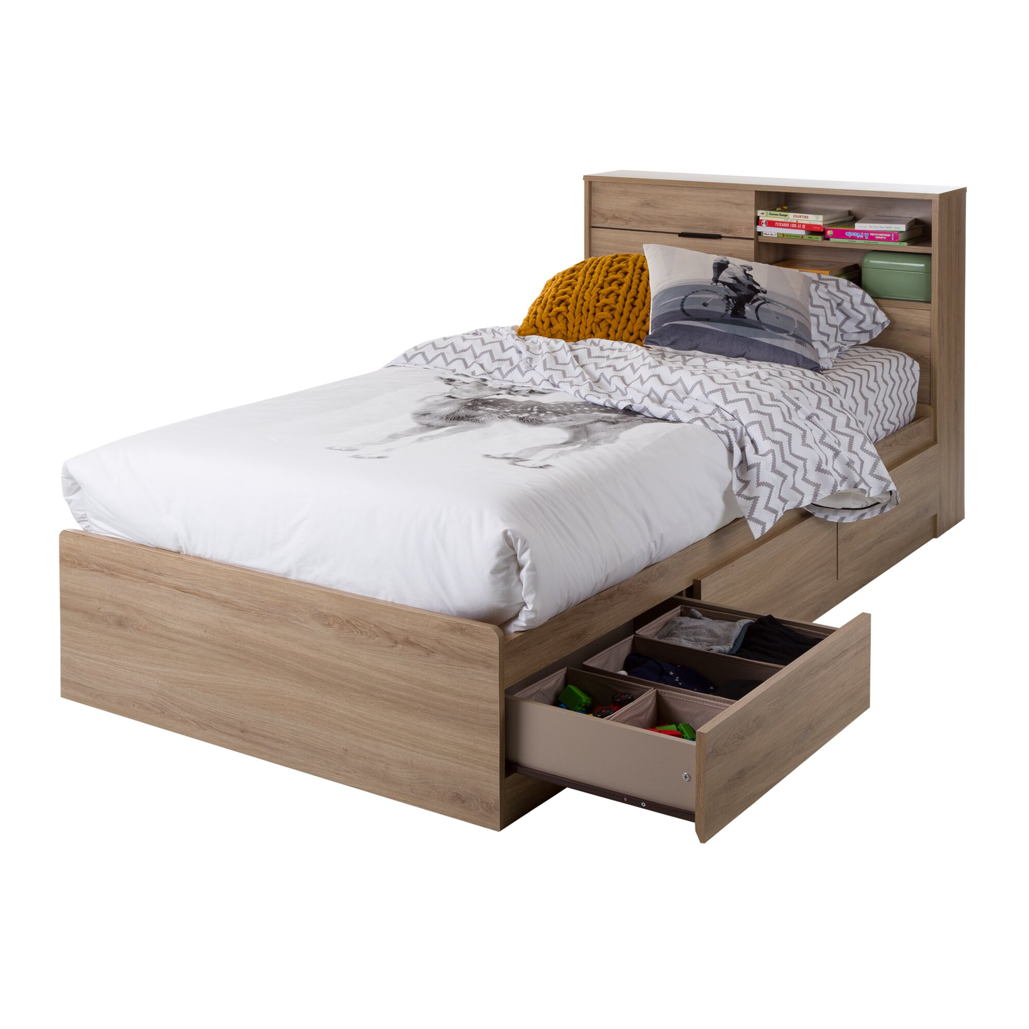 South Shore Fynn Twin Mate's Bed With Storage & Reviews. Contemporary Conference Tables. Round Antique Dining Table. Auto Desk 360. Tech Help Desk. Ikea Malm Desk Instructions. Train Table Ikea. King Bed Frame With Storage Drawers. Coffee Table Dining Table Combo