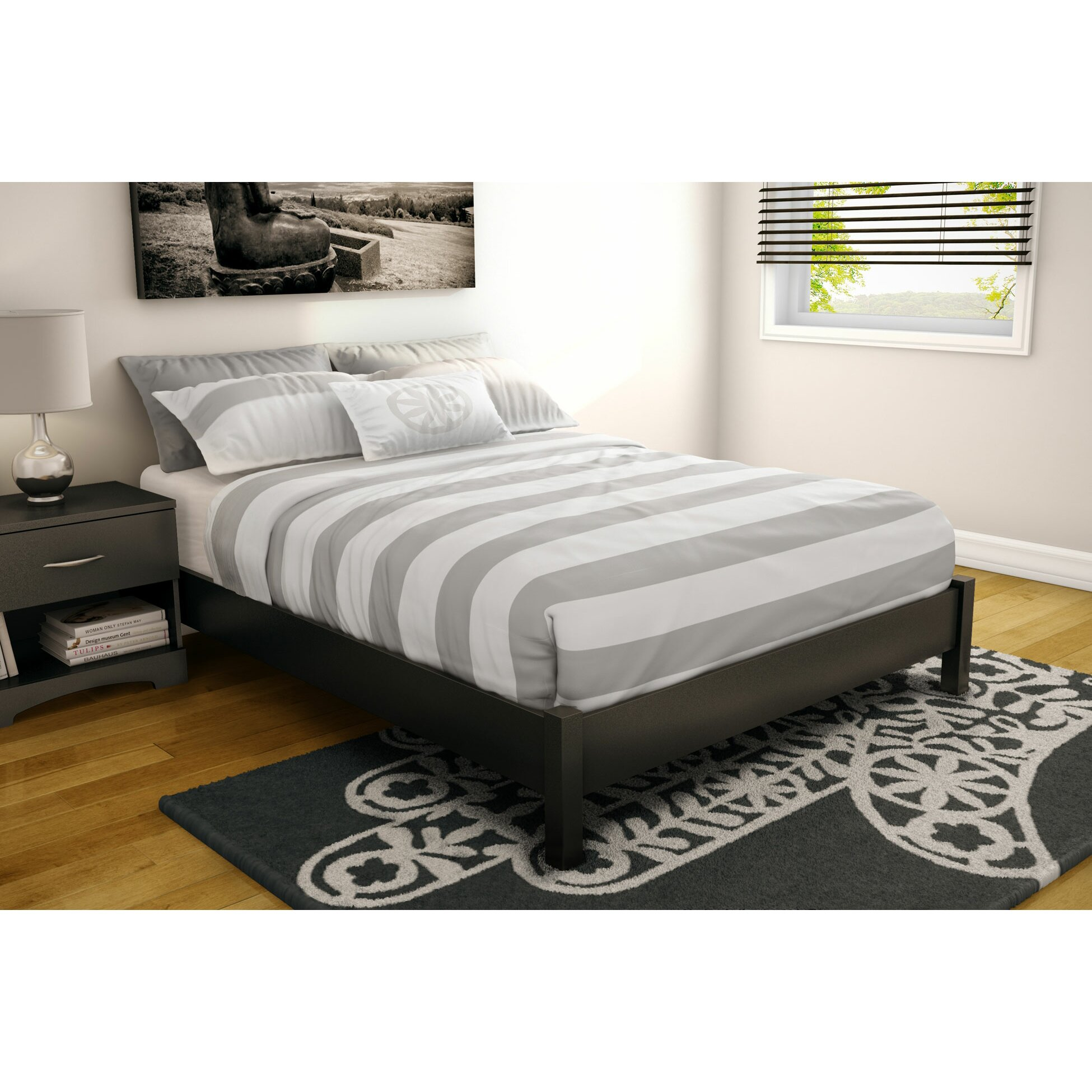 South Shore Step One Platform Bed & Reviews