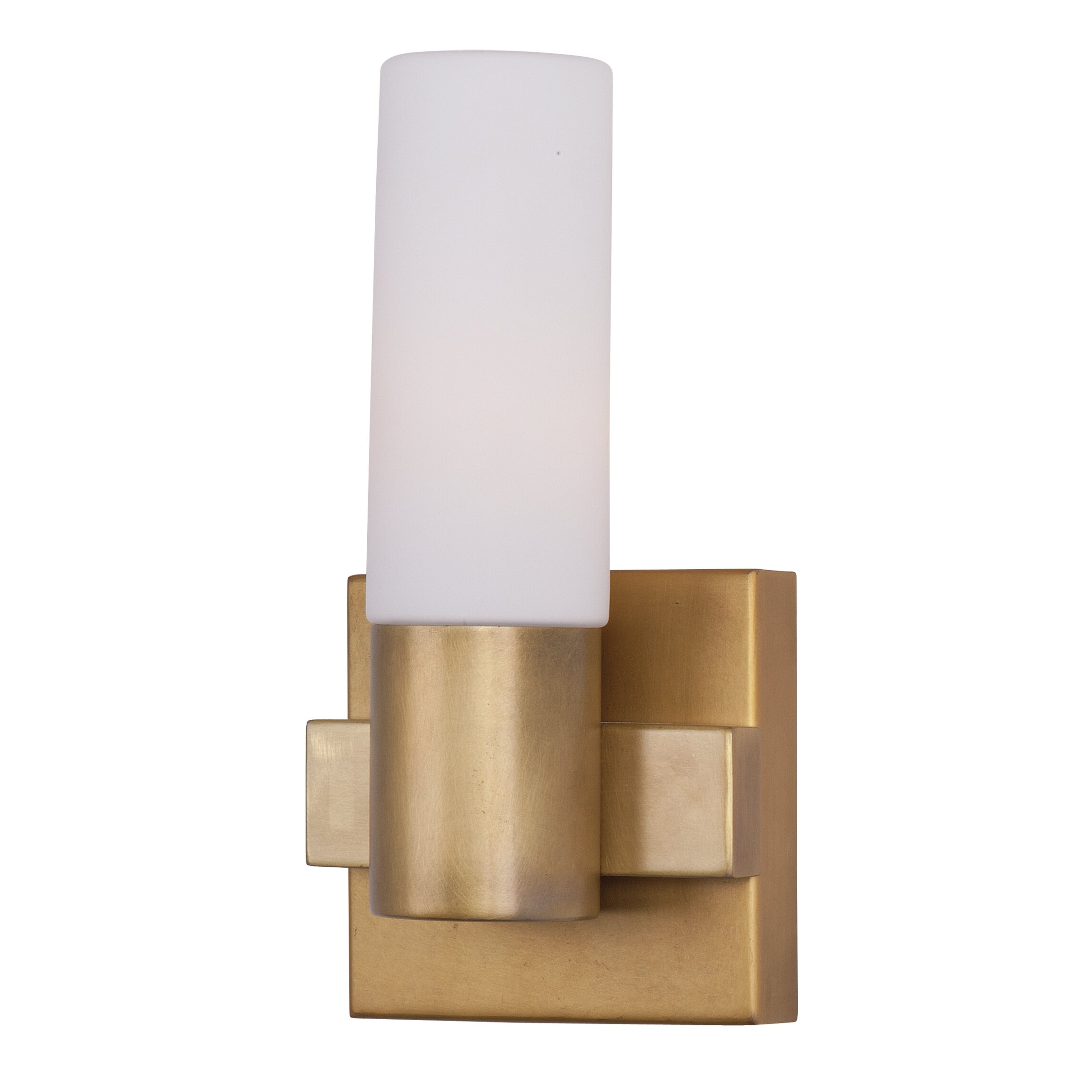 Wall Sconces At Wayfair : Maxim Lighting Contessa 1-Light Wall Sconce Wayfair