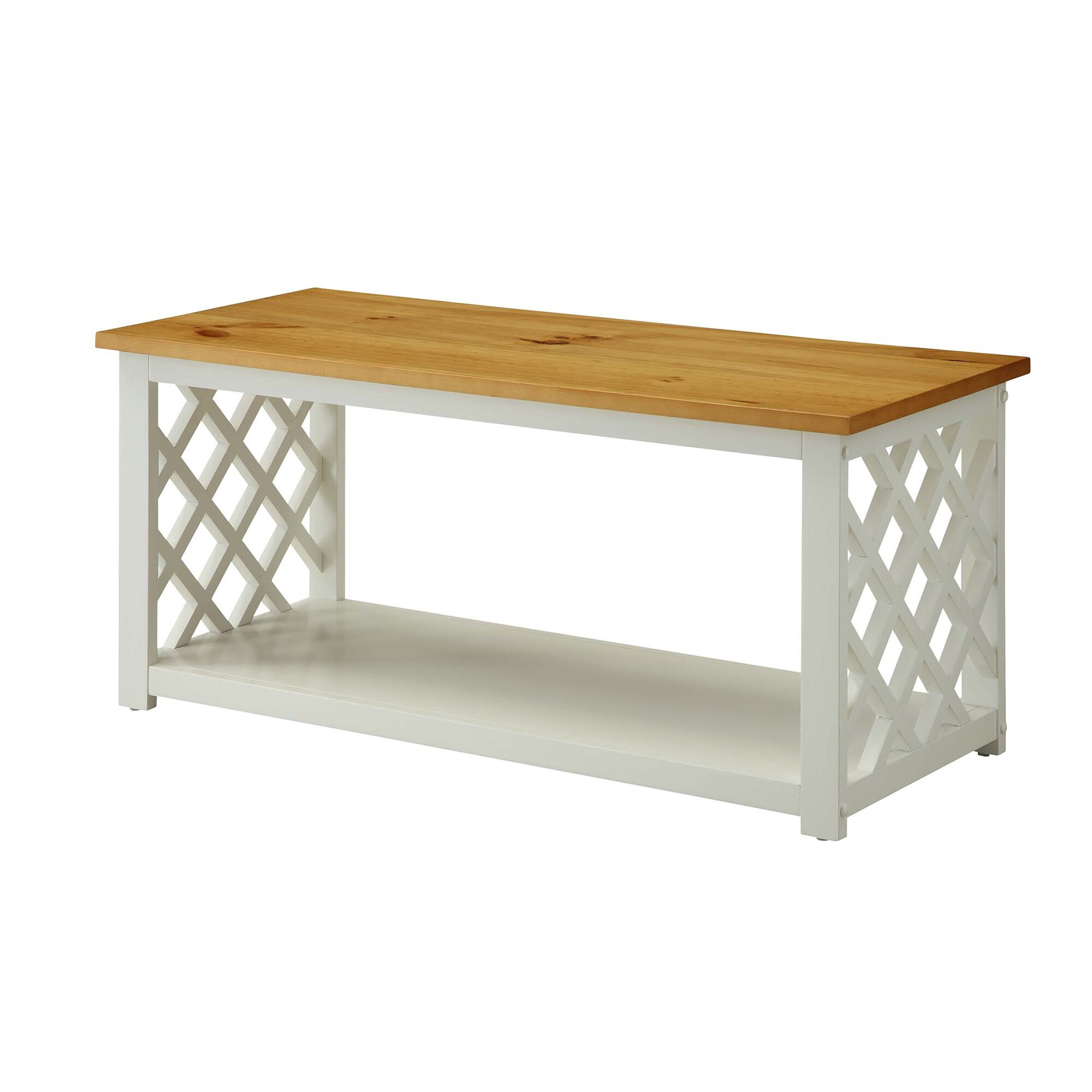 Convenience Concepts Cape Cod Coffee Table Wayfair
