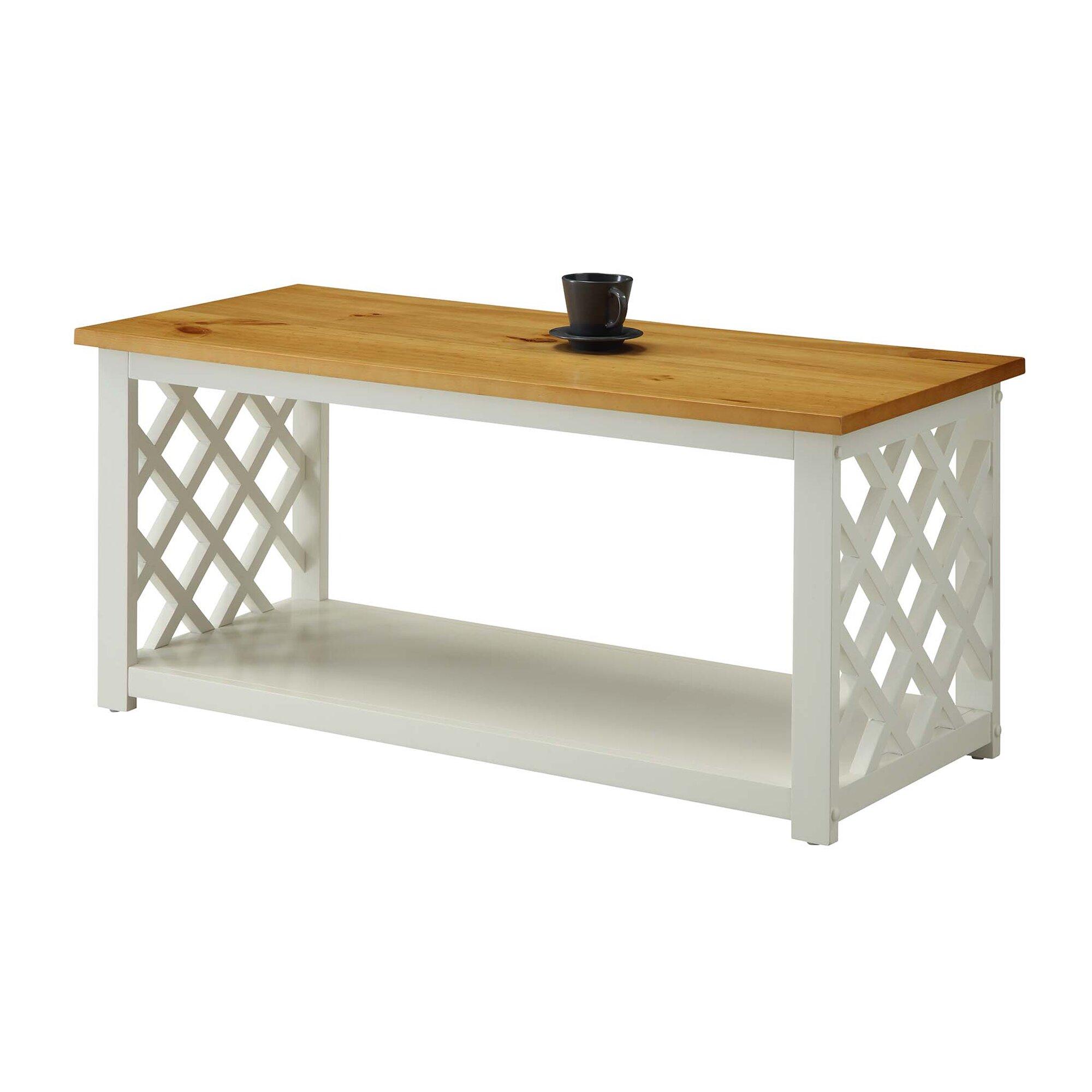 Convenience Concepts Cape Cod Coffee Table