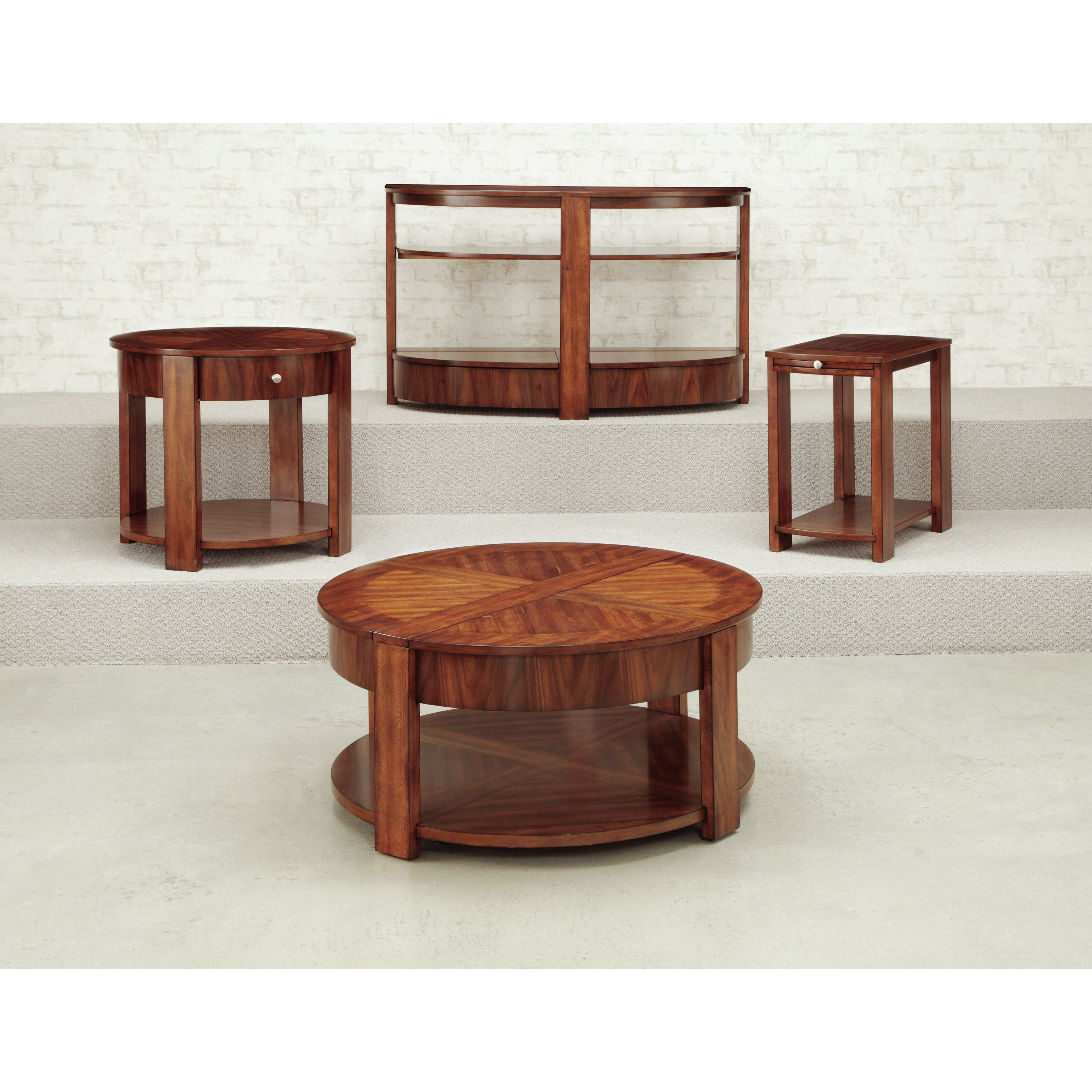 ... Maxims Furniture By Hammary Maxim End Table Reviews Wayfair ...