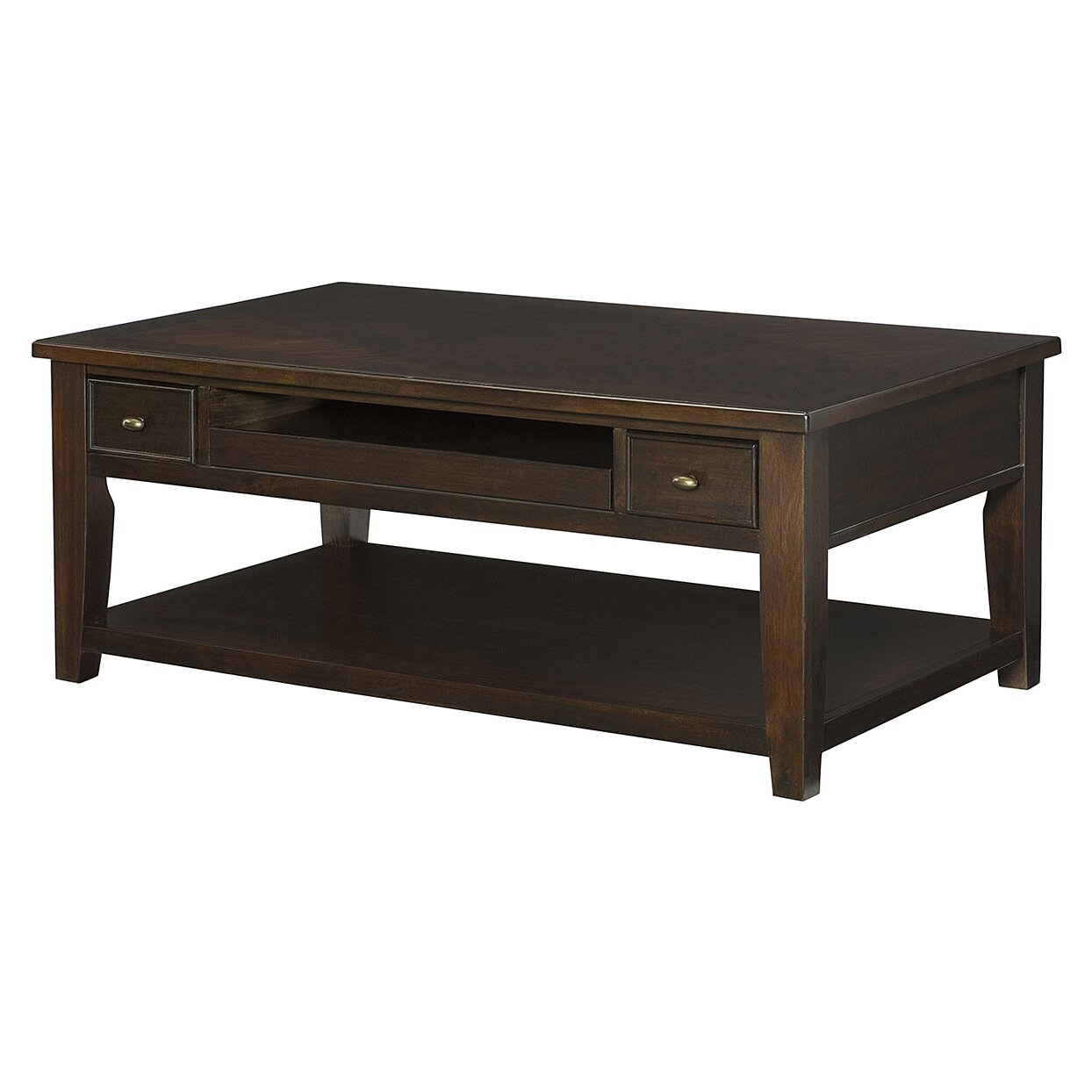 Hammary Boulevard Coffee Table Wayfair