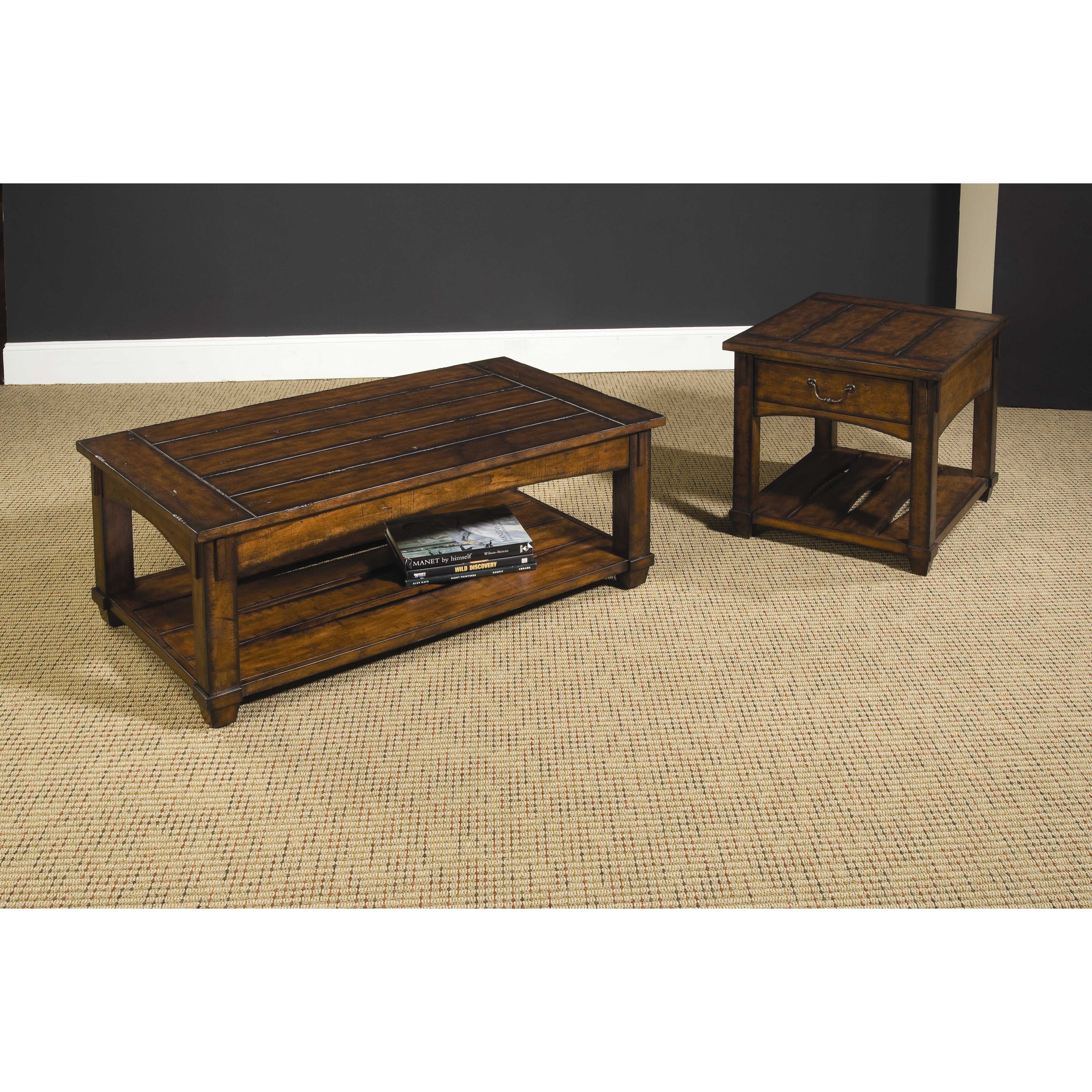 Hammary Tacoma Coffee Table With Lift Top Reviews Wayfair