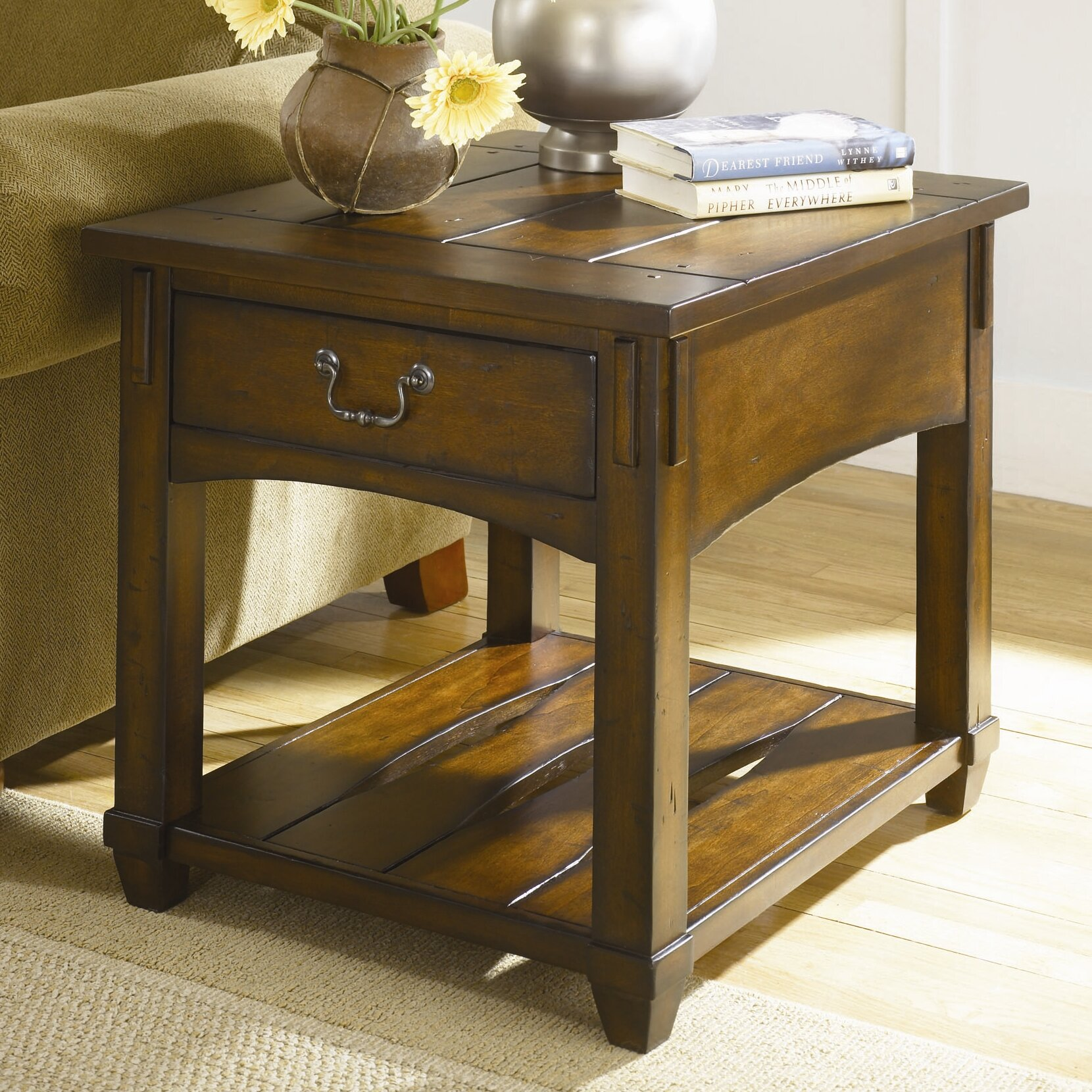Wayfair Com Sales: Hammary Tacoma Coffee Table Set & Reviews