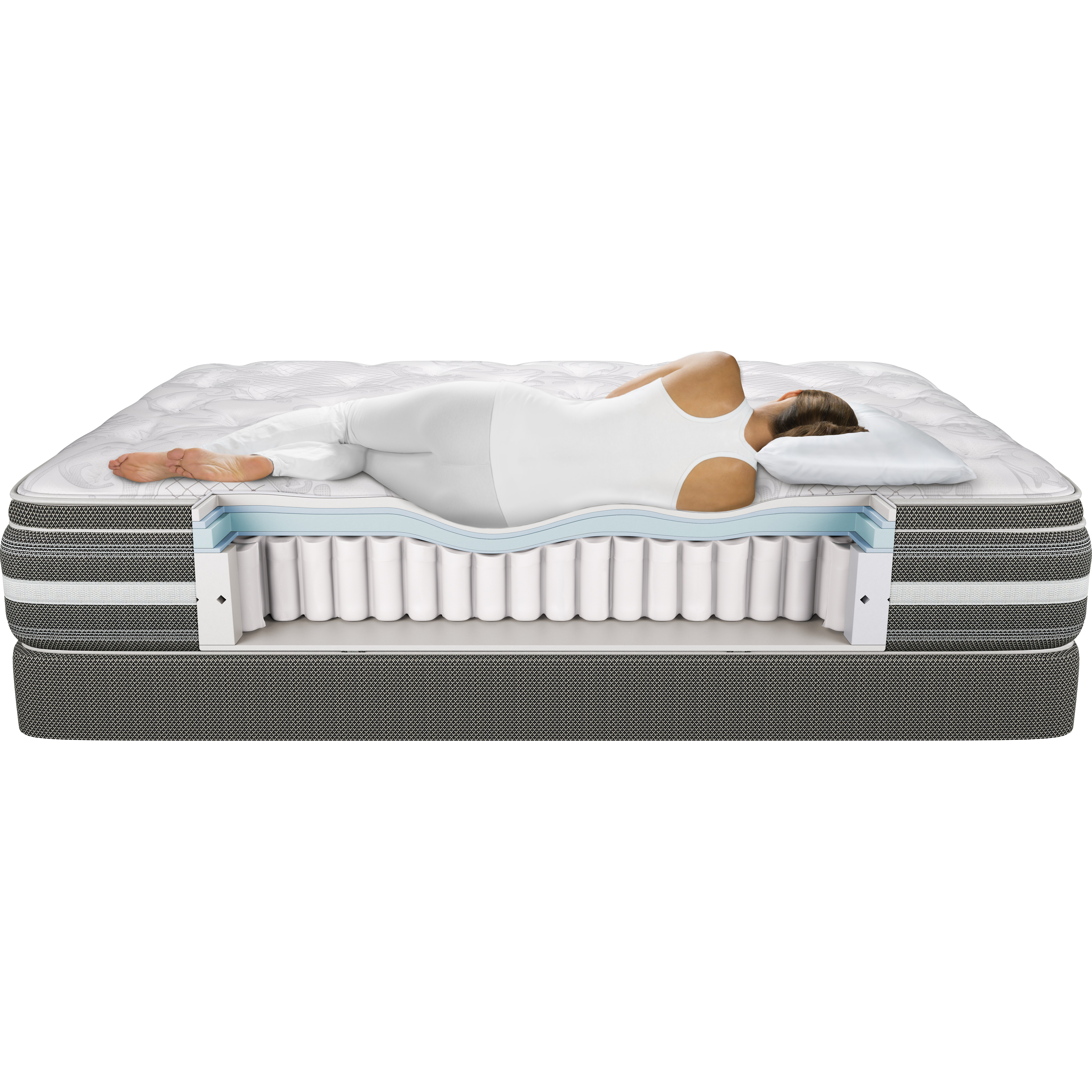 Simmons Beautyrest Beautyrest Recharge World Class Coral