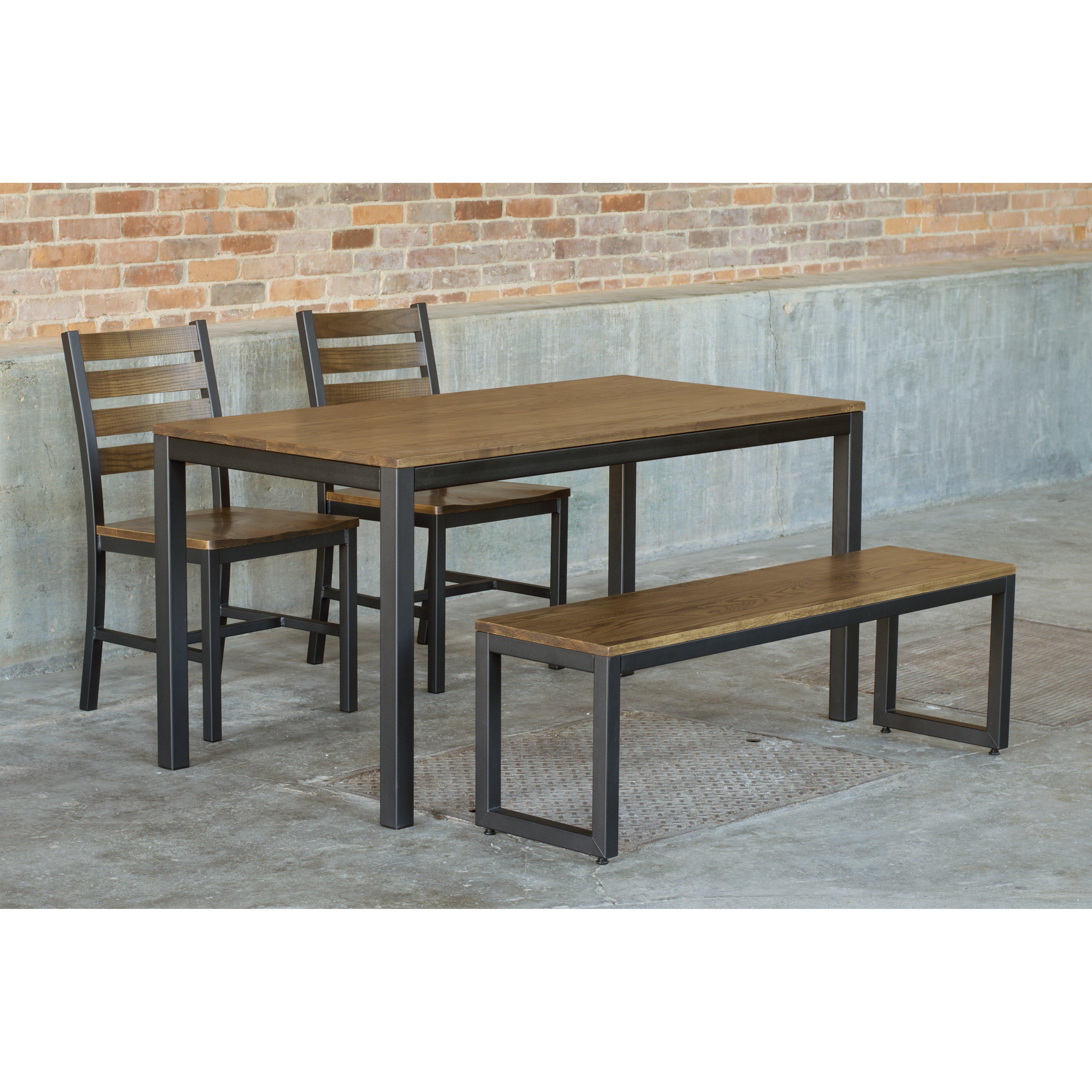 Elan furniture loft 4 piece dining set wayfair for 4 piece dining room set
