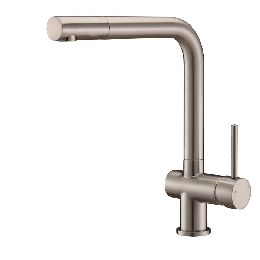 ruvati cascada single handle kitchen faucet reviews. Black Bedroom Furniture Sets. Home Design Ideas