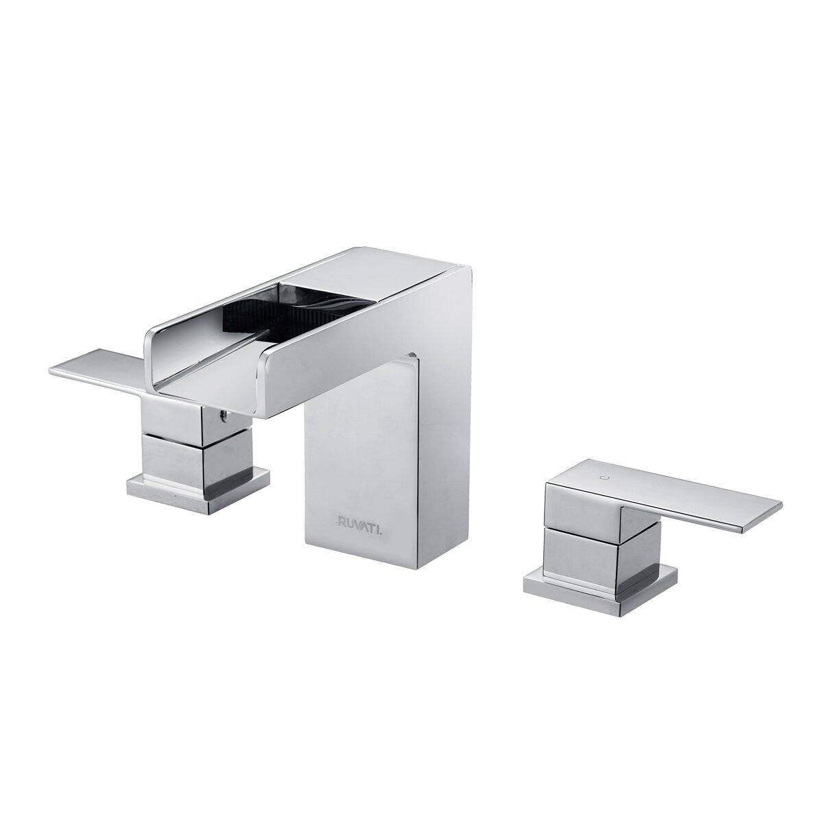 Ruvati Waterfall Double Handle Bathroom Faucet Amp Reviews Wayfair. Best Bathroom Faucet Reviews   EnWe us